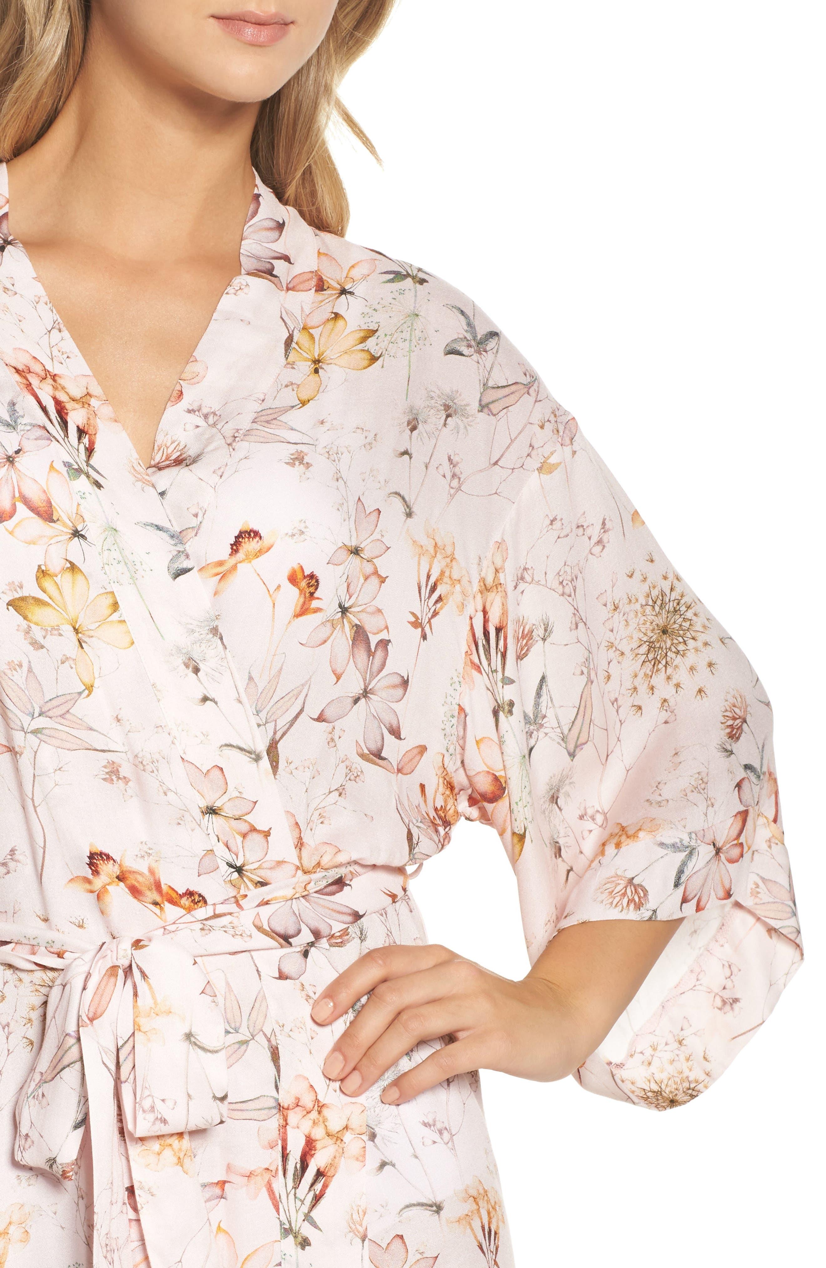 Delilah Kimono,                             Alternate thumbnail 7, color,