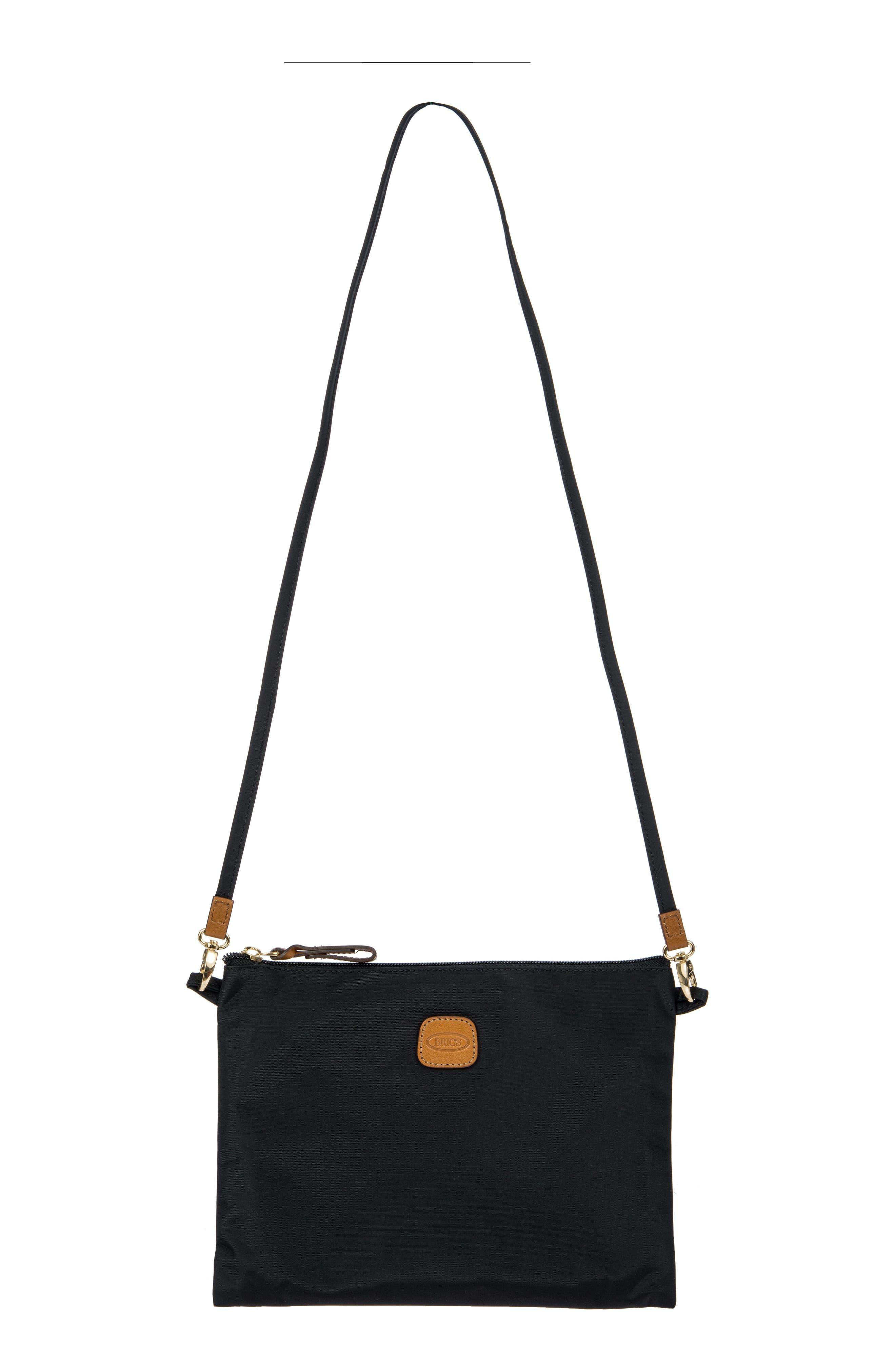 X-Bag 18-Inch Folding Duffel Bag,                             Alternate thumbnail 6, color,                             BLACK