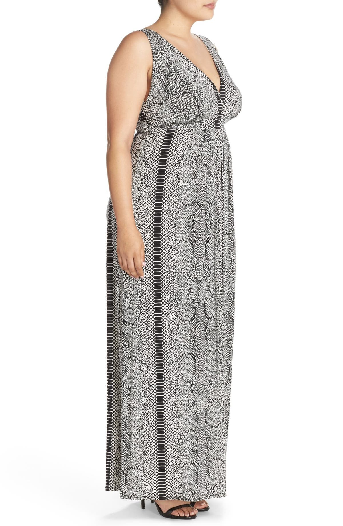 9daeed8d31 Tart Chloe Empire Waist Maxi Dress (Plus Size)