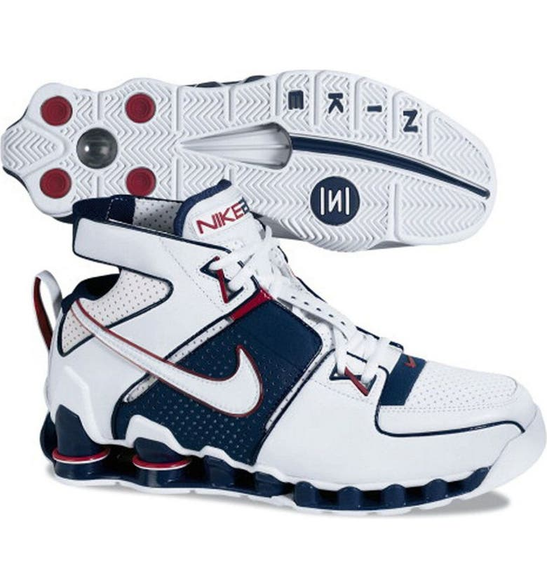 57198d3df56 Nike  Shox Bomber  Basketball Shoe (Men)