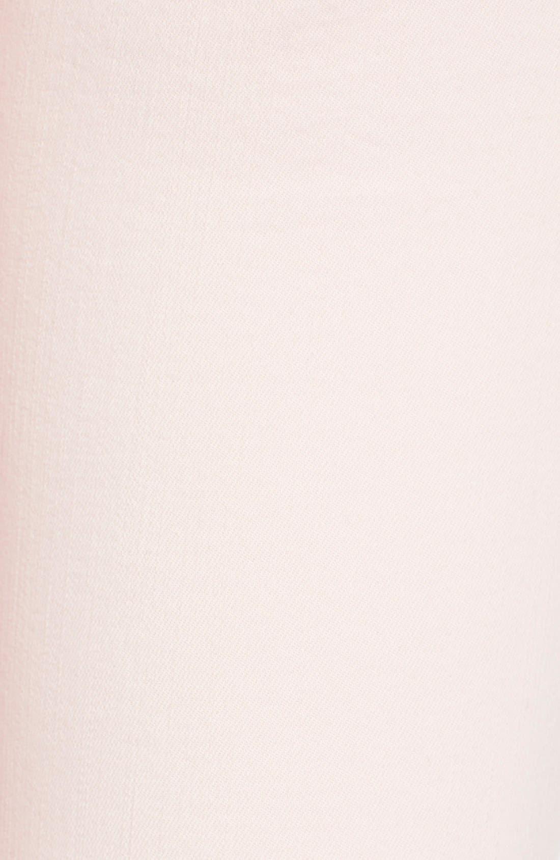 J BRAND,                             'Little Pink Jean' Low RiseCropSkinny Jeans,                             Alternate thumbnail 4, color,                             650