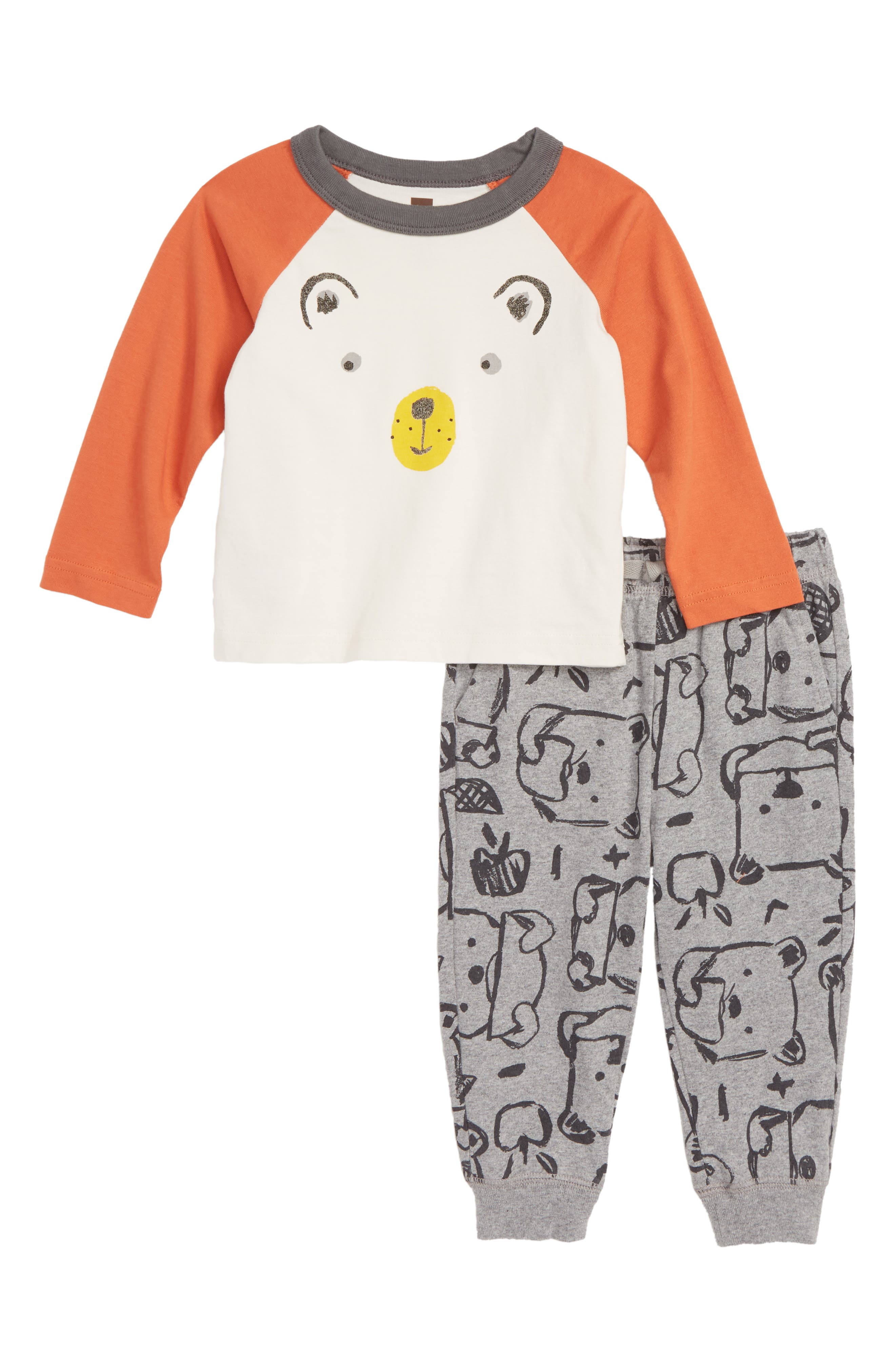 Osito T-Shirt & Pants Set,                             Main thumbnail 1, color,                             103