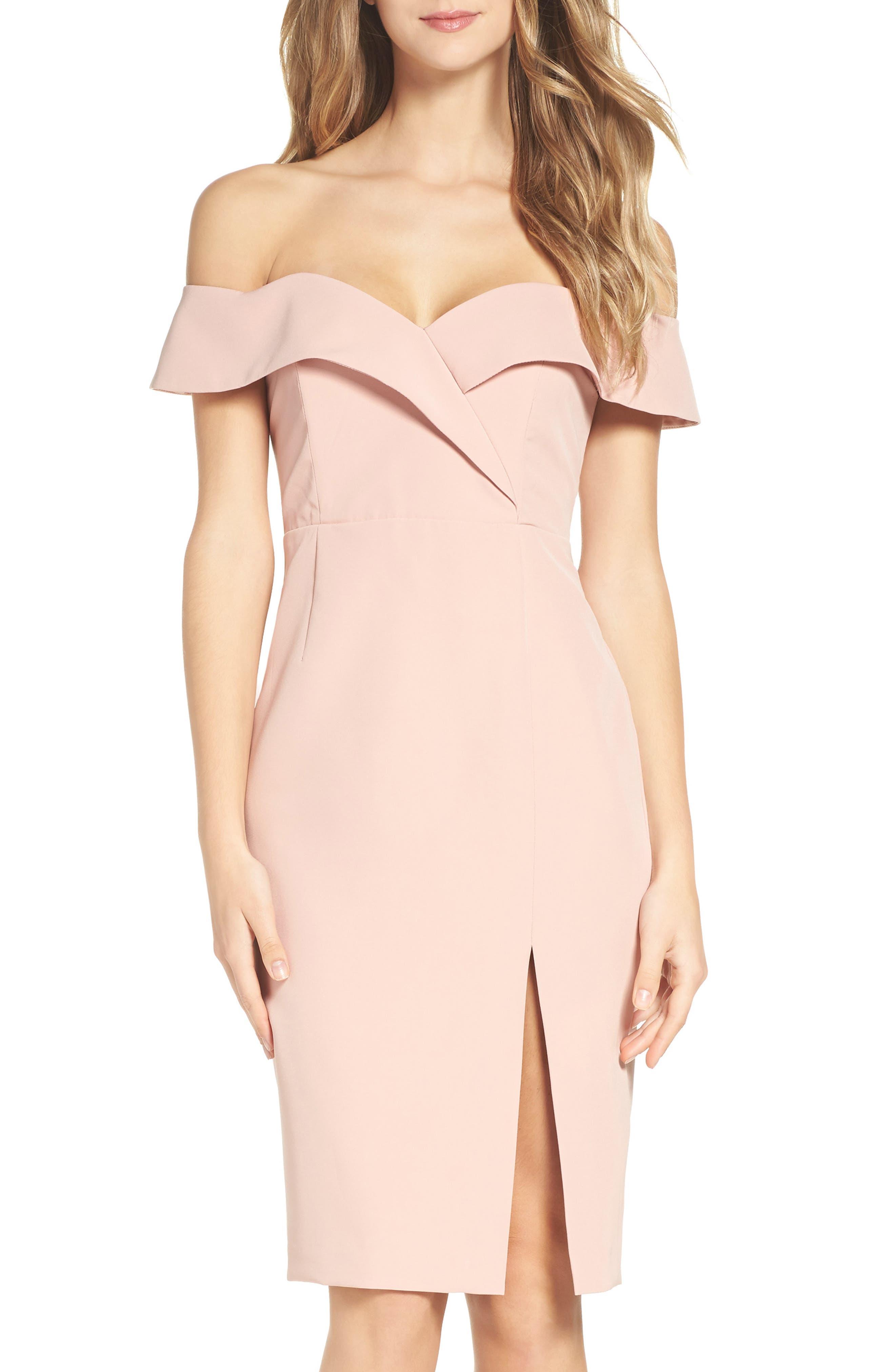 Bella Midi Dress,                         Main,                         color, 250