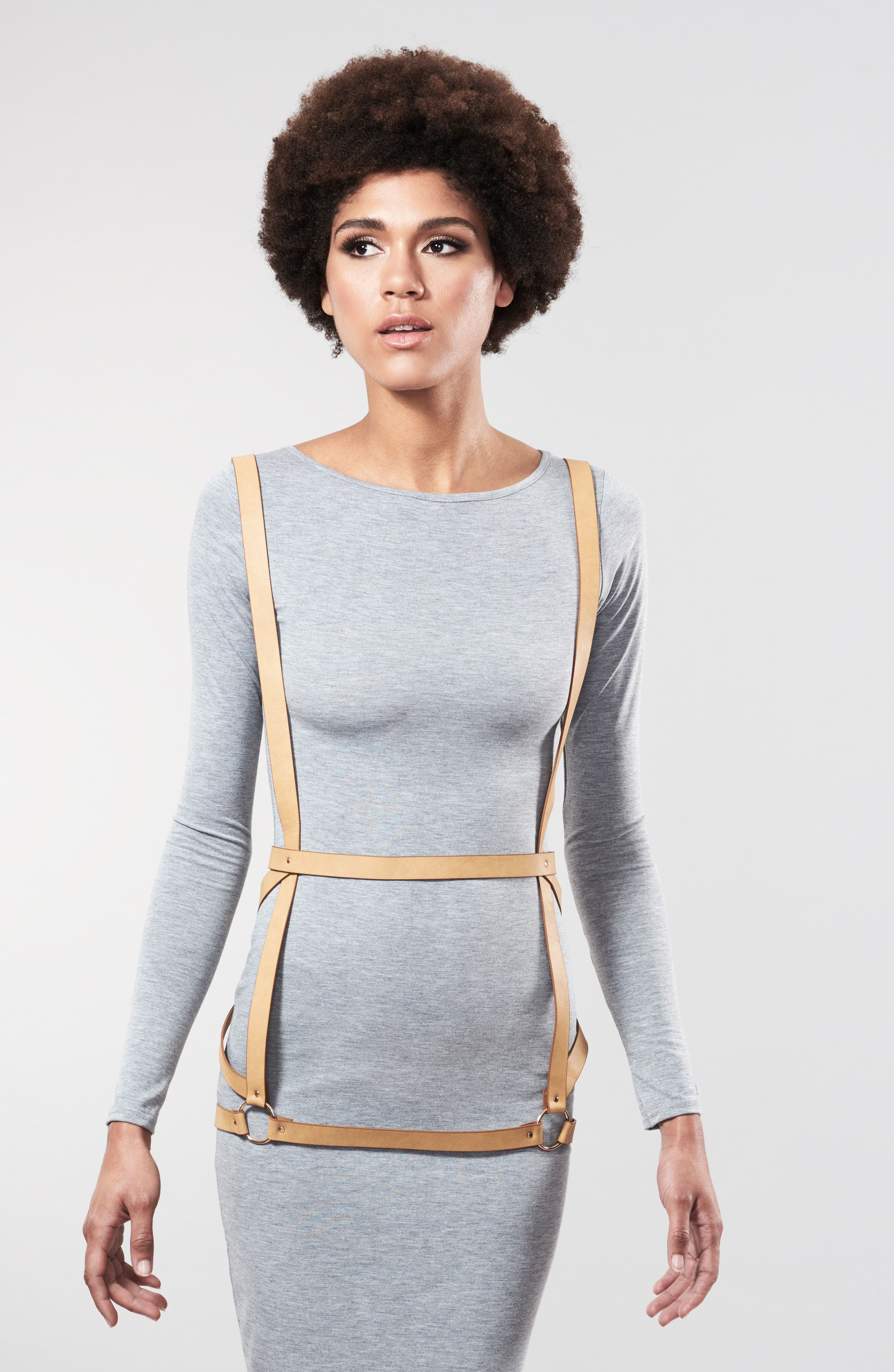 Maze Arrow Dress Harness,                             Alternate thumbnail 8, color,