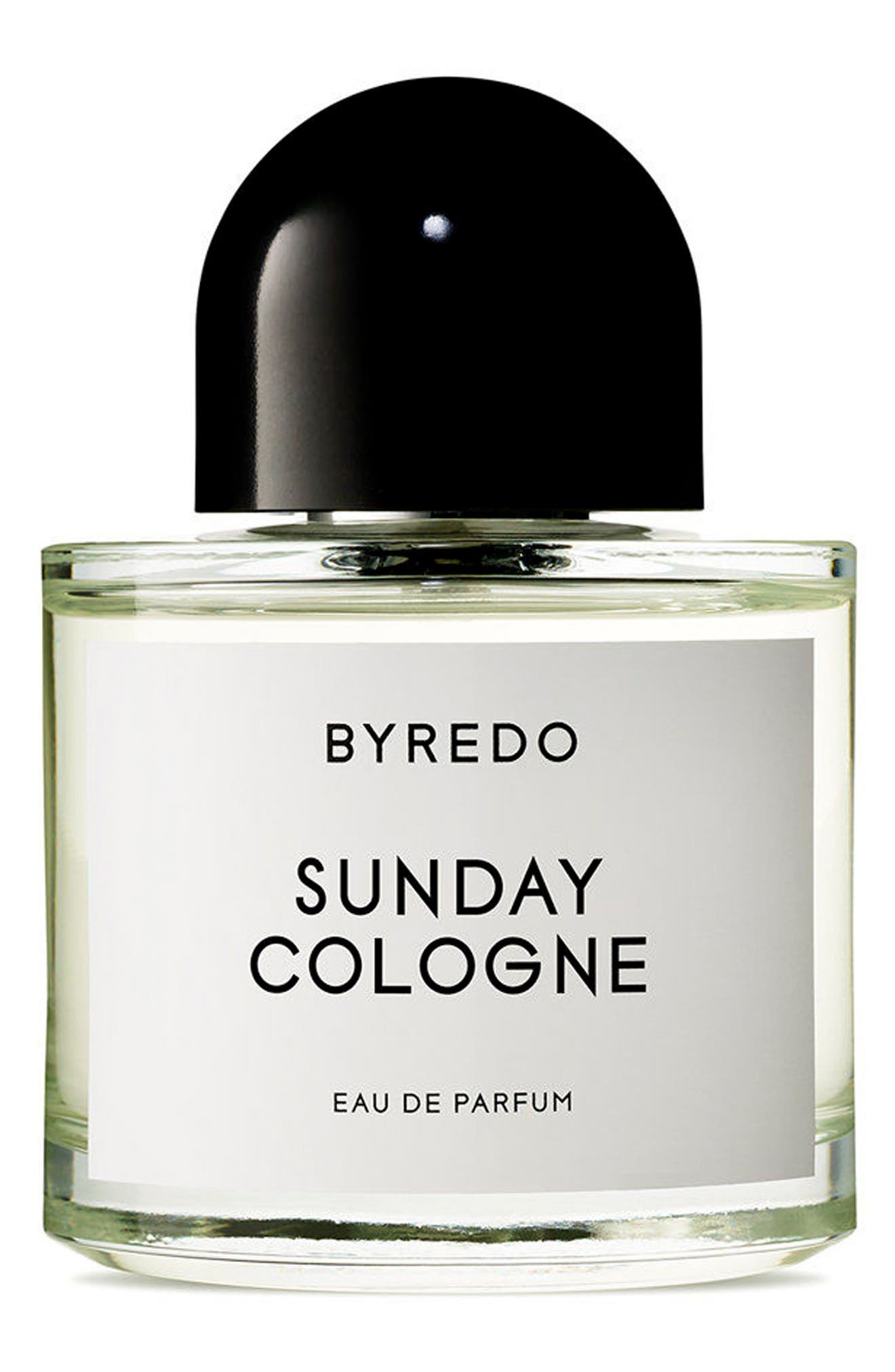 Sunday Cologne Eau de Parfum,                             Main thumbnail 1, color,                             NO COLOR