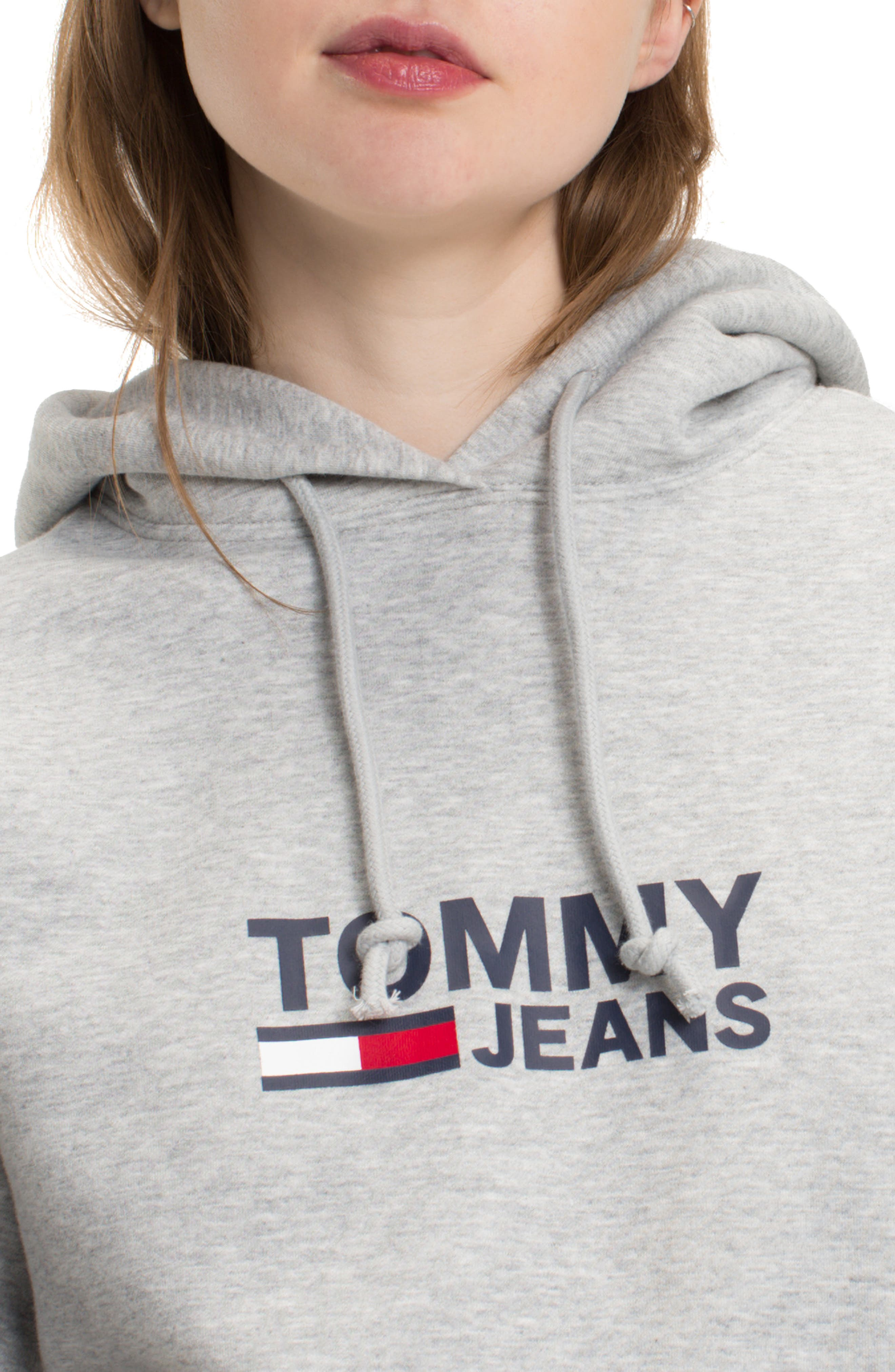 TJW Flag Logo Hoodie,                             Alternate thumbnail 3, color,                             099