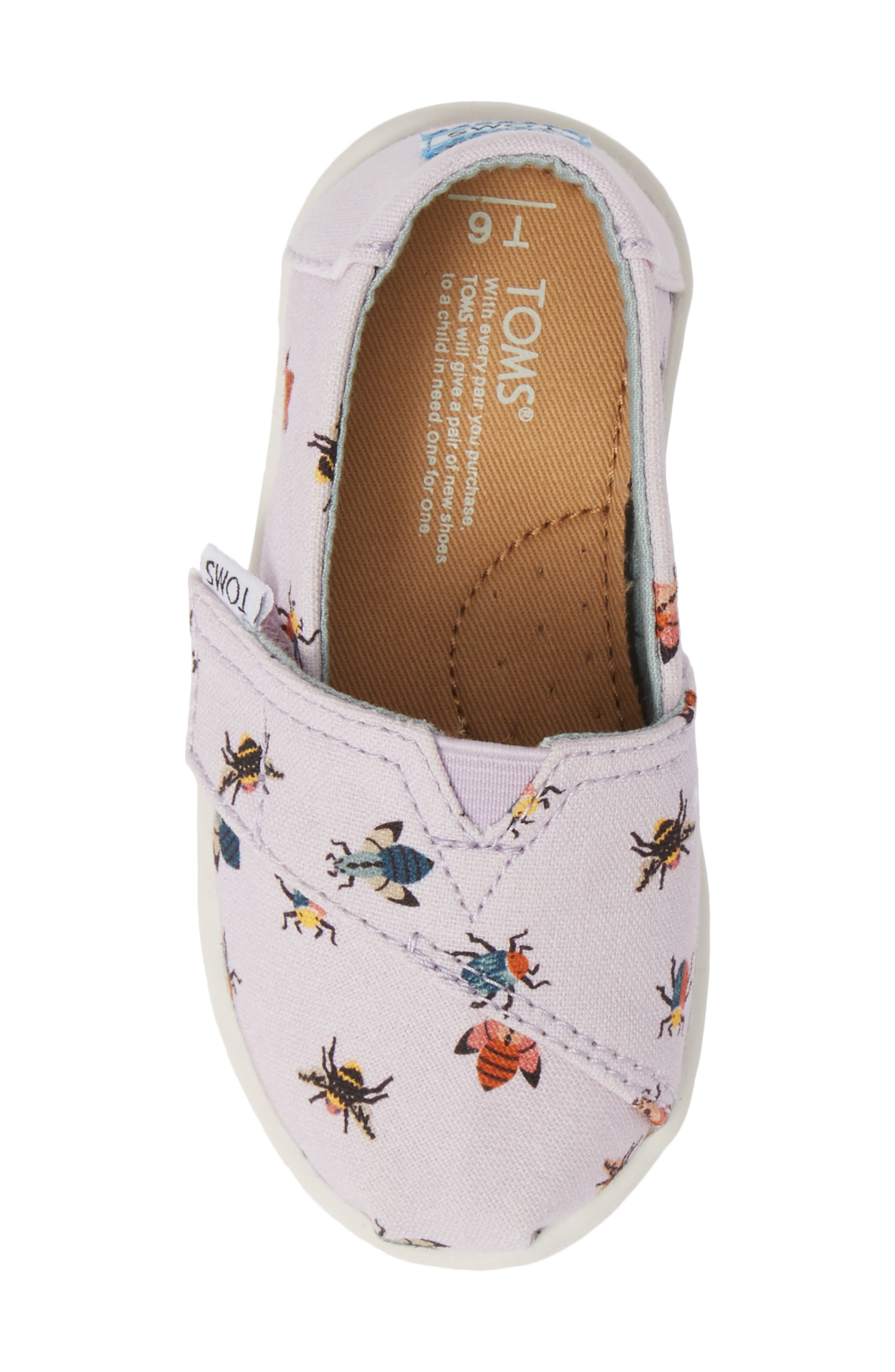 Alpargata Print Slip-On,                             Alternate thumbnail 5, color,                             500