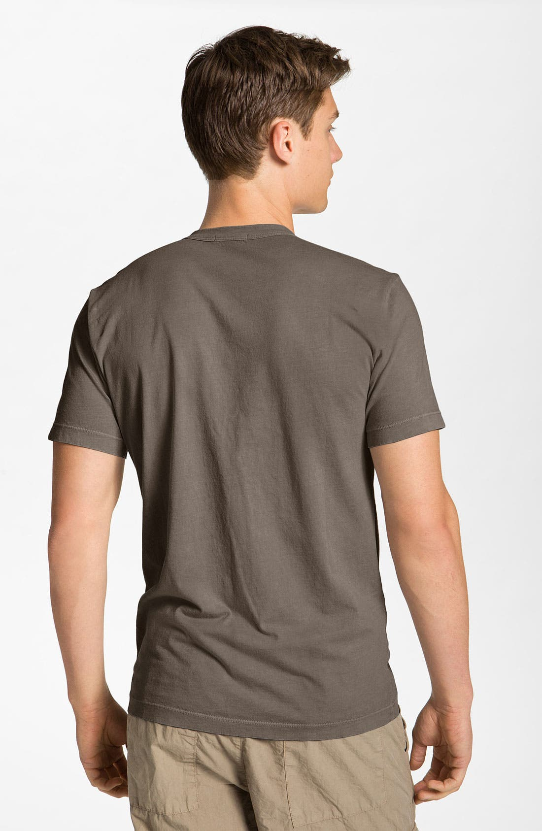 Crewneck Jersey T-Shirt,                             Alternate thumbnail 161, color,