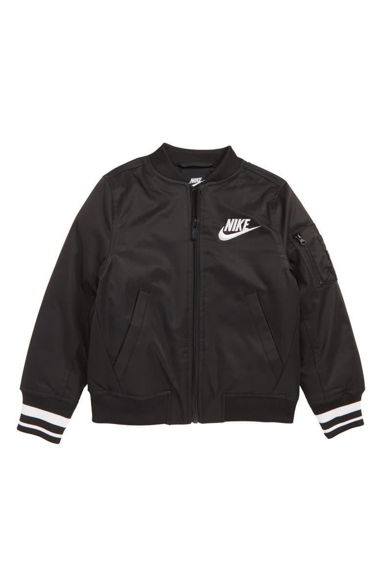 69fe569dbaab Nike Varsity Bomber Jacket (Toddler Boys   Little Boys)