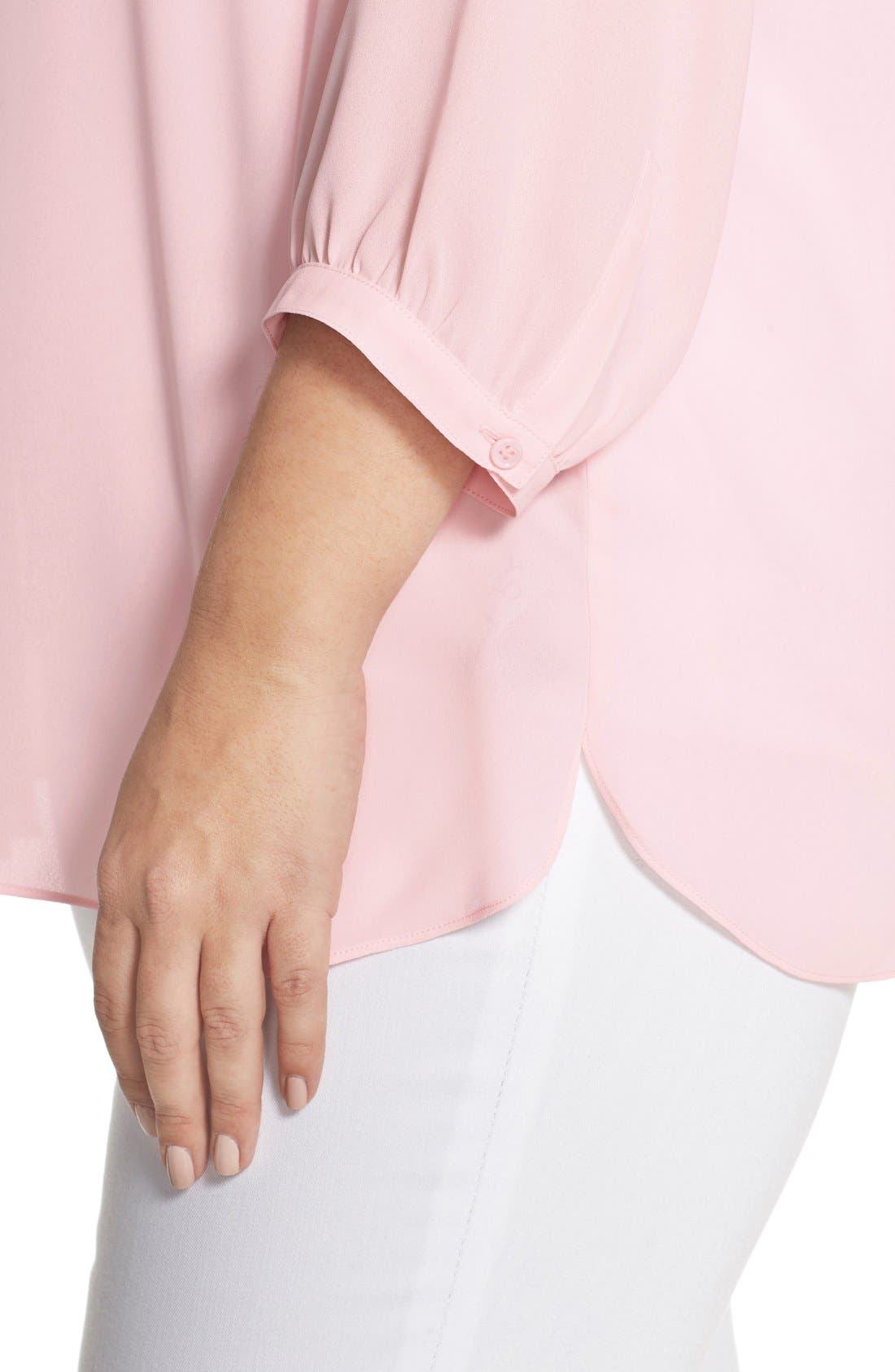 Henley Top,                             Alternate thumbnail 335, color,