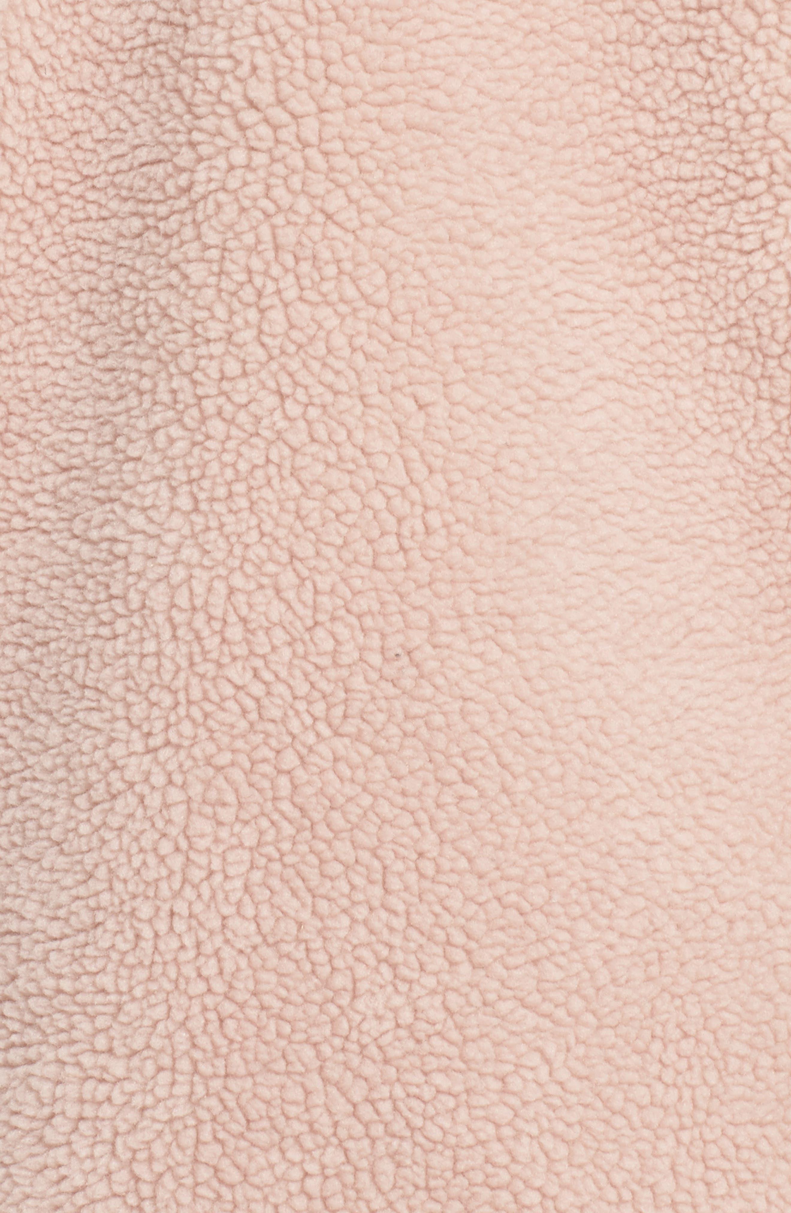 Brea Fleece Jacket,                             Alternate thumbnail 7, color,                             680