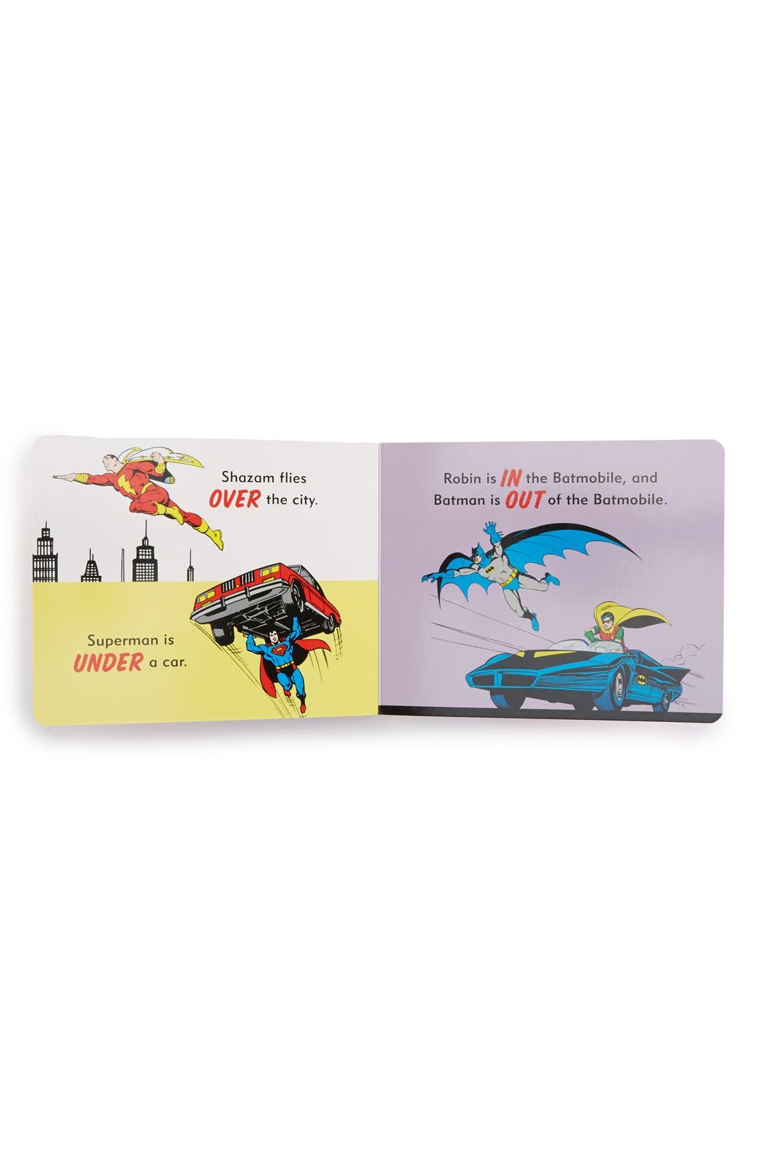 'Superhero Opposites' Board Book,                             Alternate thumbnail 2, color,                             960