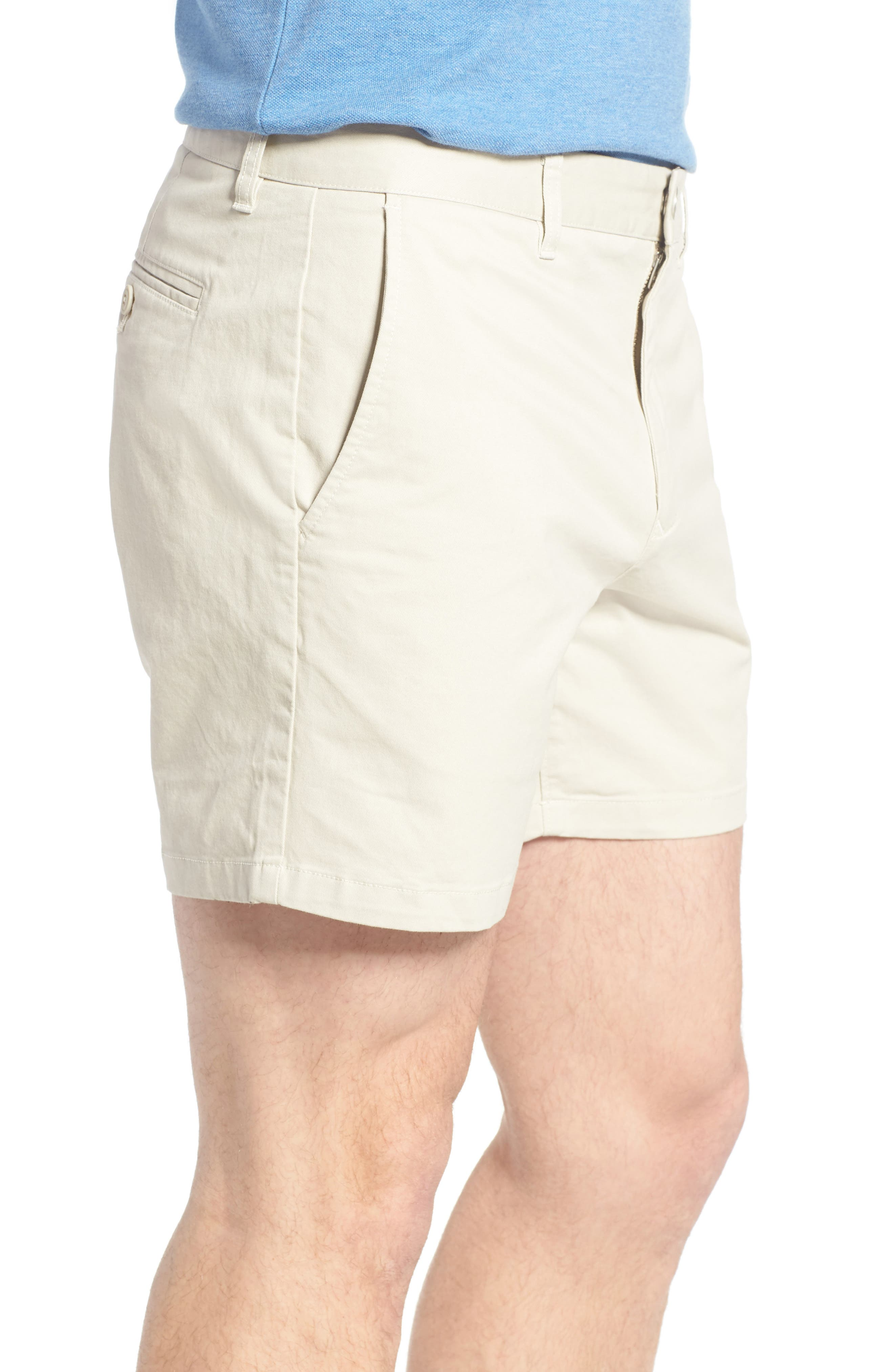 Stretch Washed Chino 5-Inch Shorts,                             Alternate thumbnail 80, color,