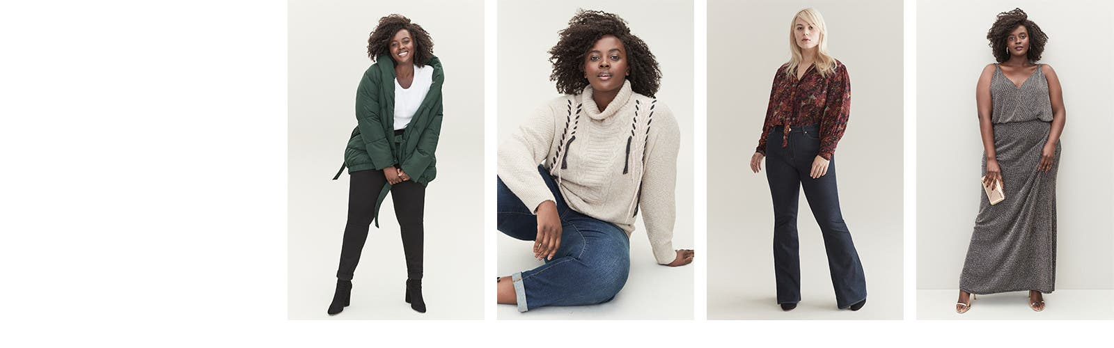 Fall's plus-size essential updates.