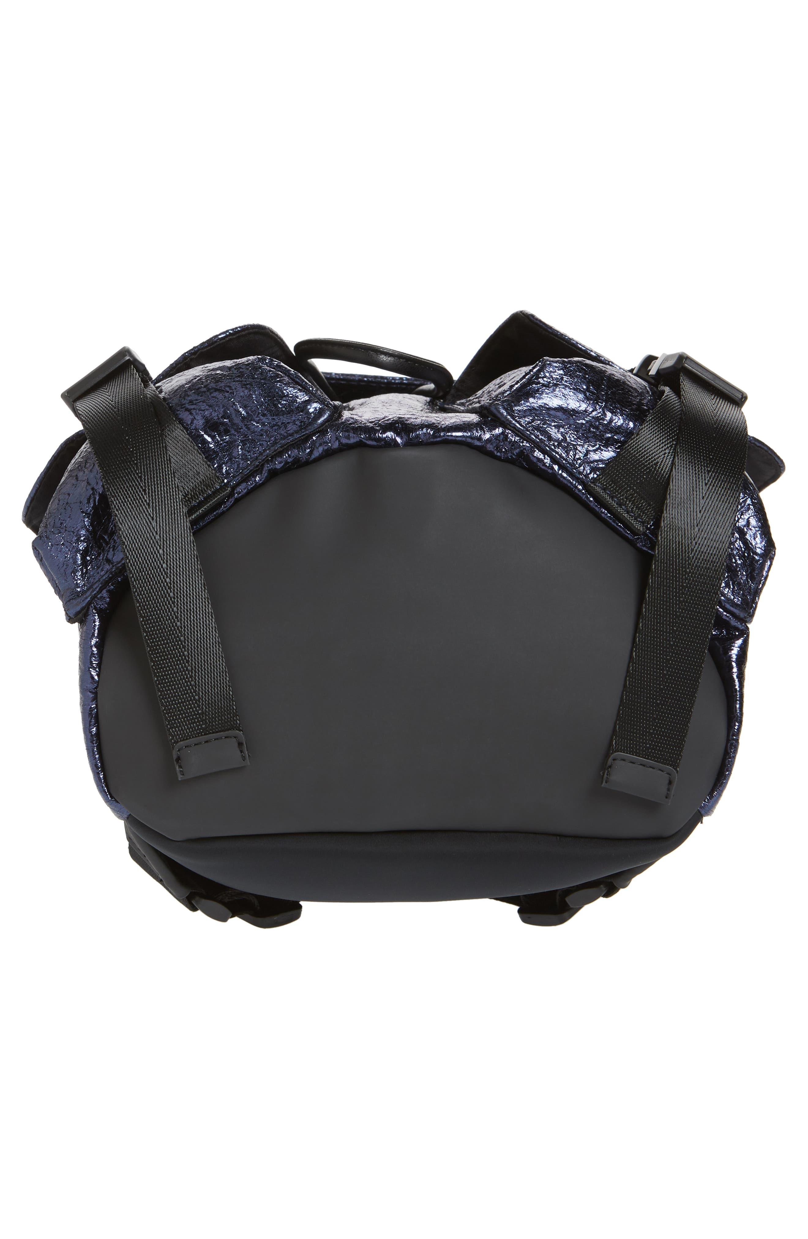 KENDALL + KYLIE,                             Parker Metallic Water Resistant Backpack,                             Alternate thumbnail 6, color,                             400