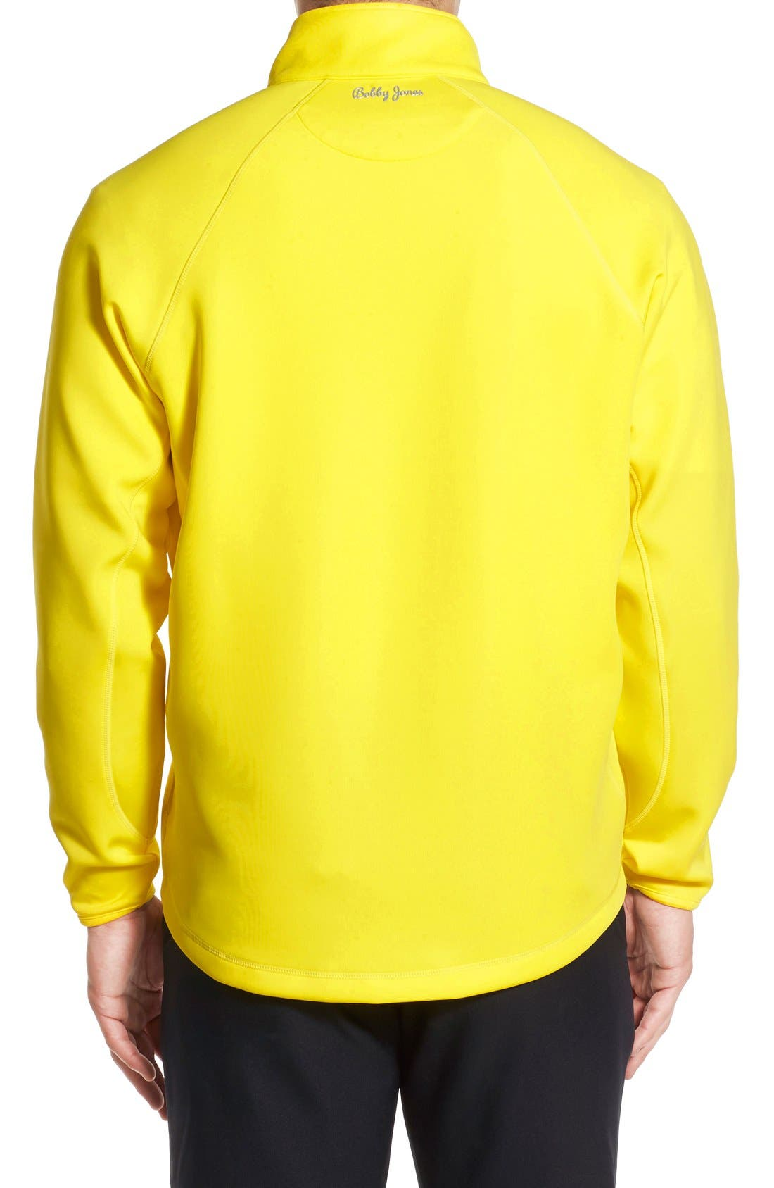 XH2O Crawford Stretch Quarter Zip Golf Pullover,                             Alternate thumbnail 25, color,