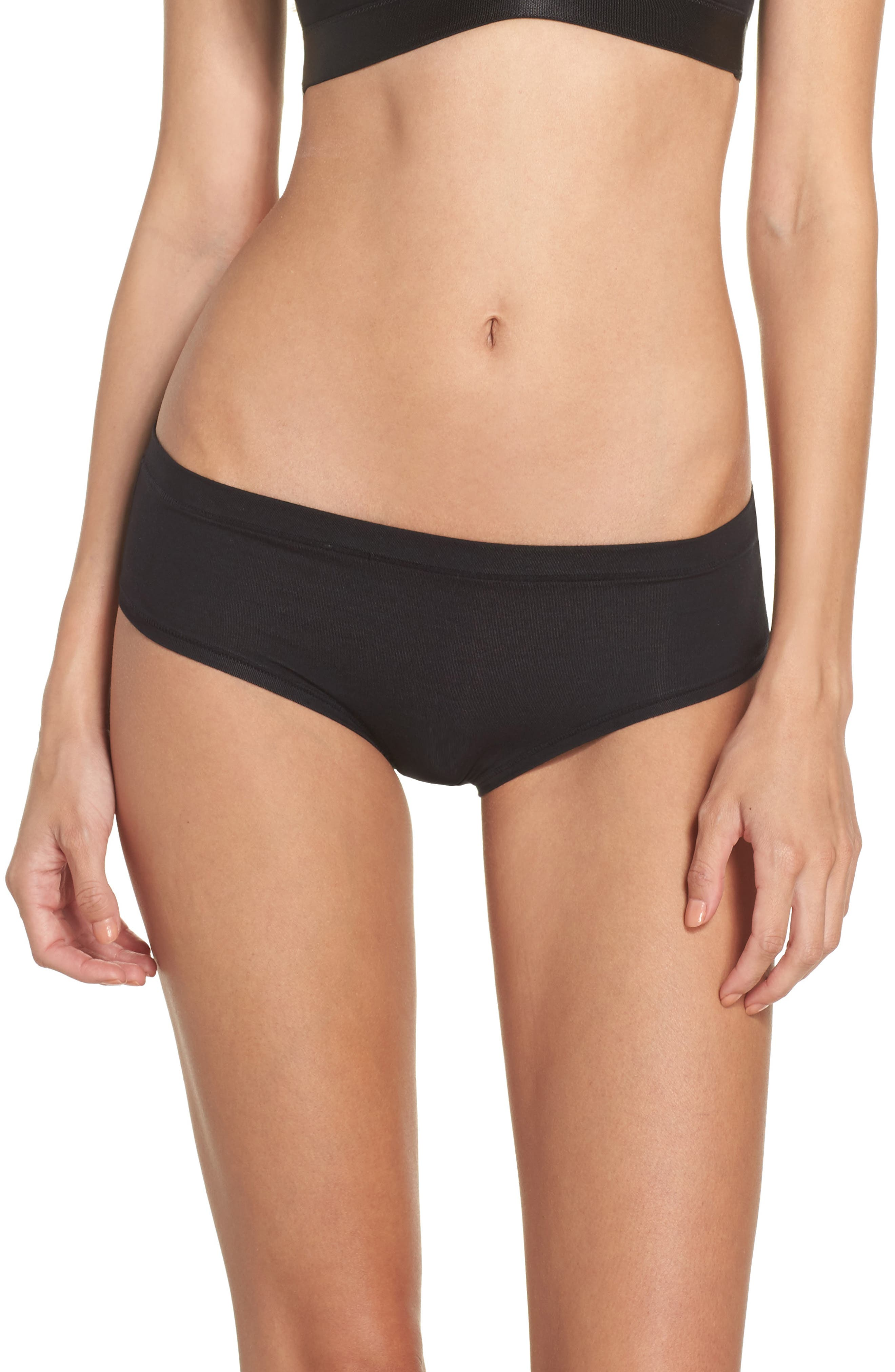 Hipster Briefs,                             Main thumbnail 1, color,                             BLACK