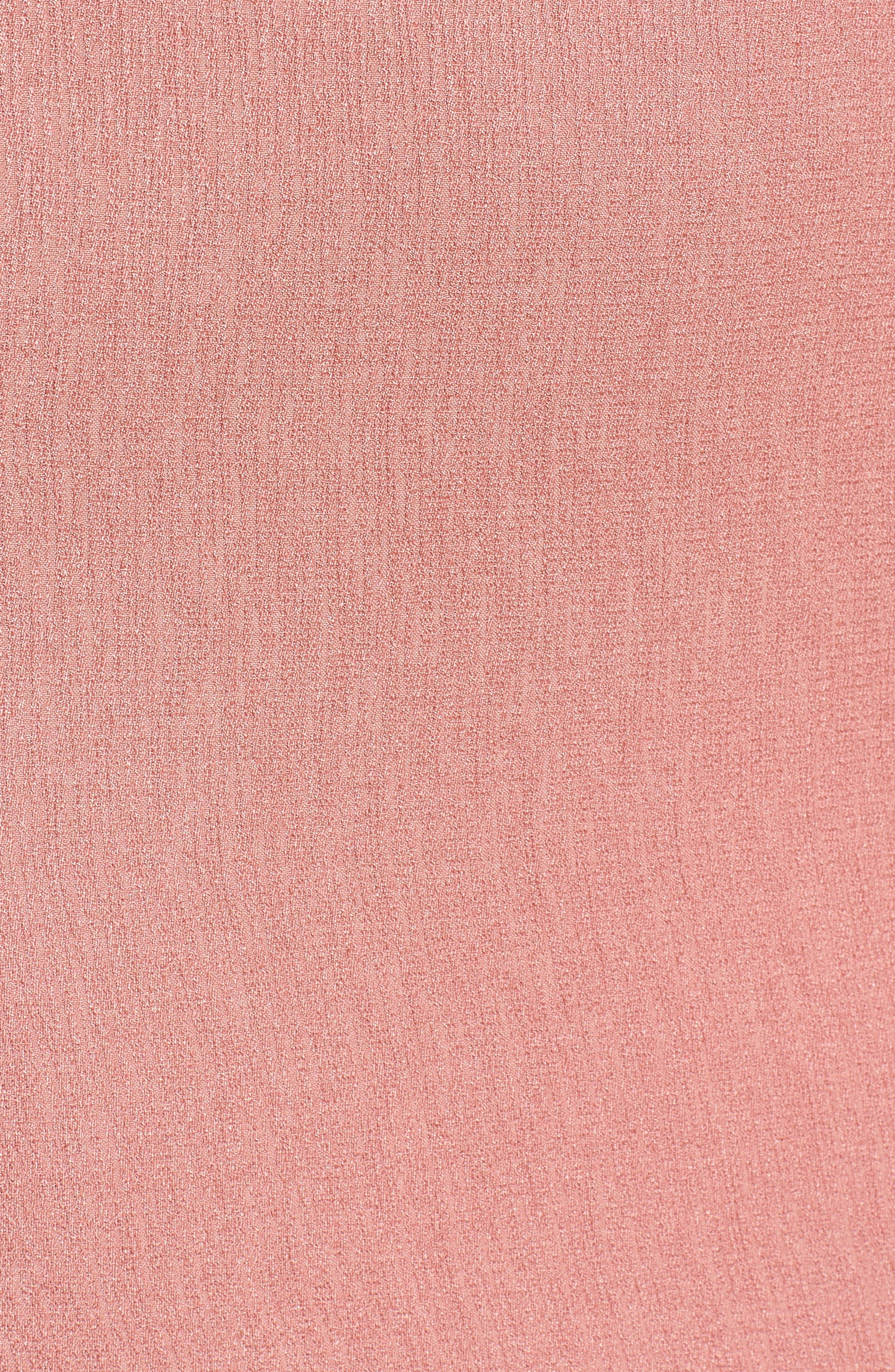No Reason Off the Shoulder Sheath Dress,                             Alternate thumbnail 5, color,                             650