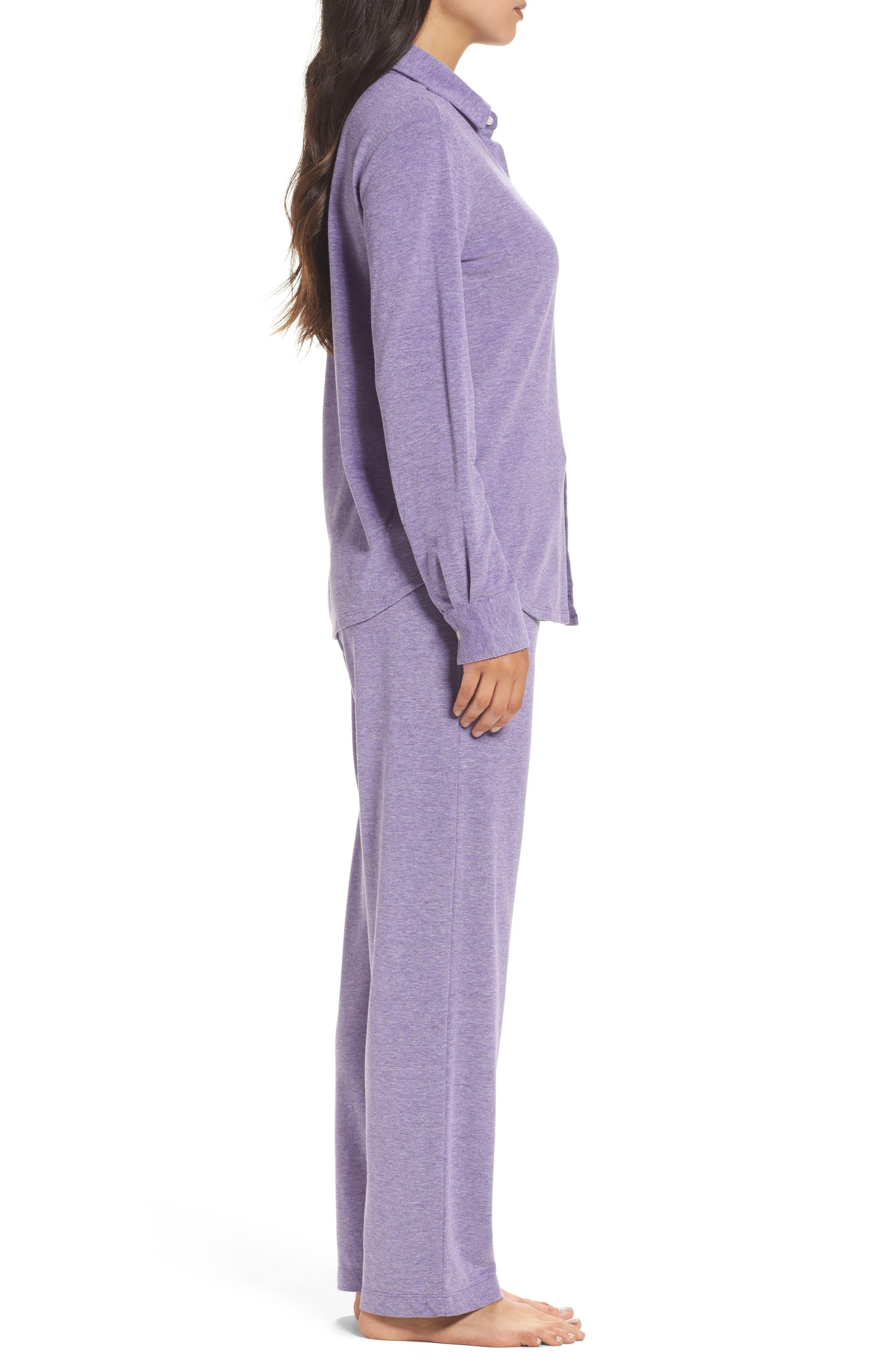 Long Pajamas,                             Alternate thumbnail 9, color,
