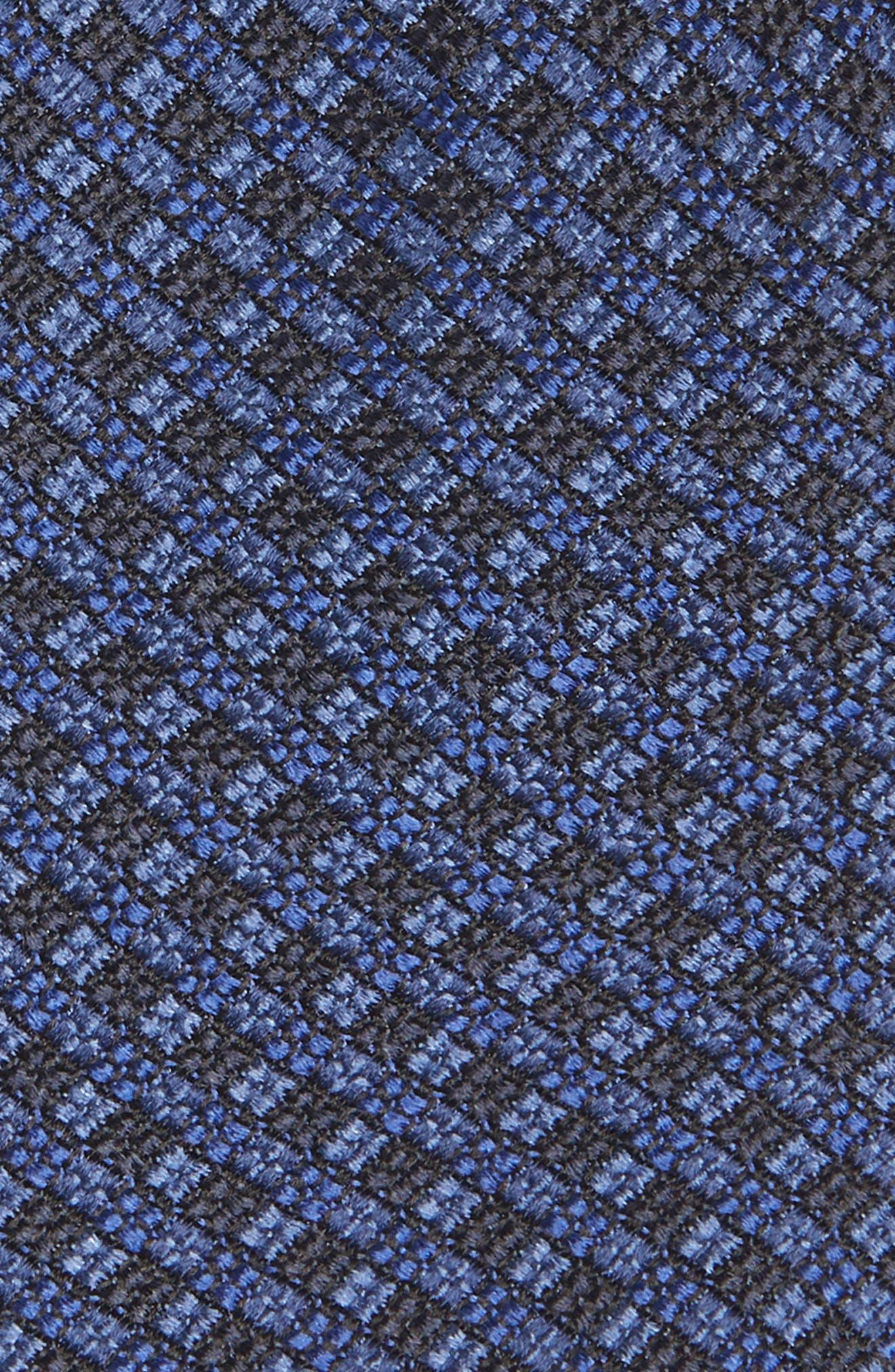 Check Silk Tie,                             Alternate thumbnail 2, color,                             400