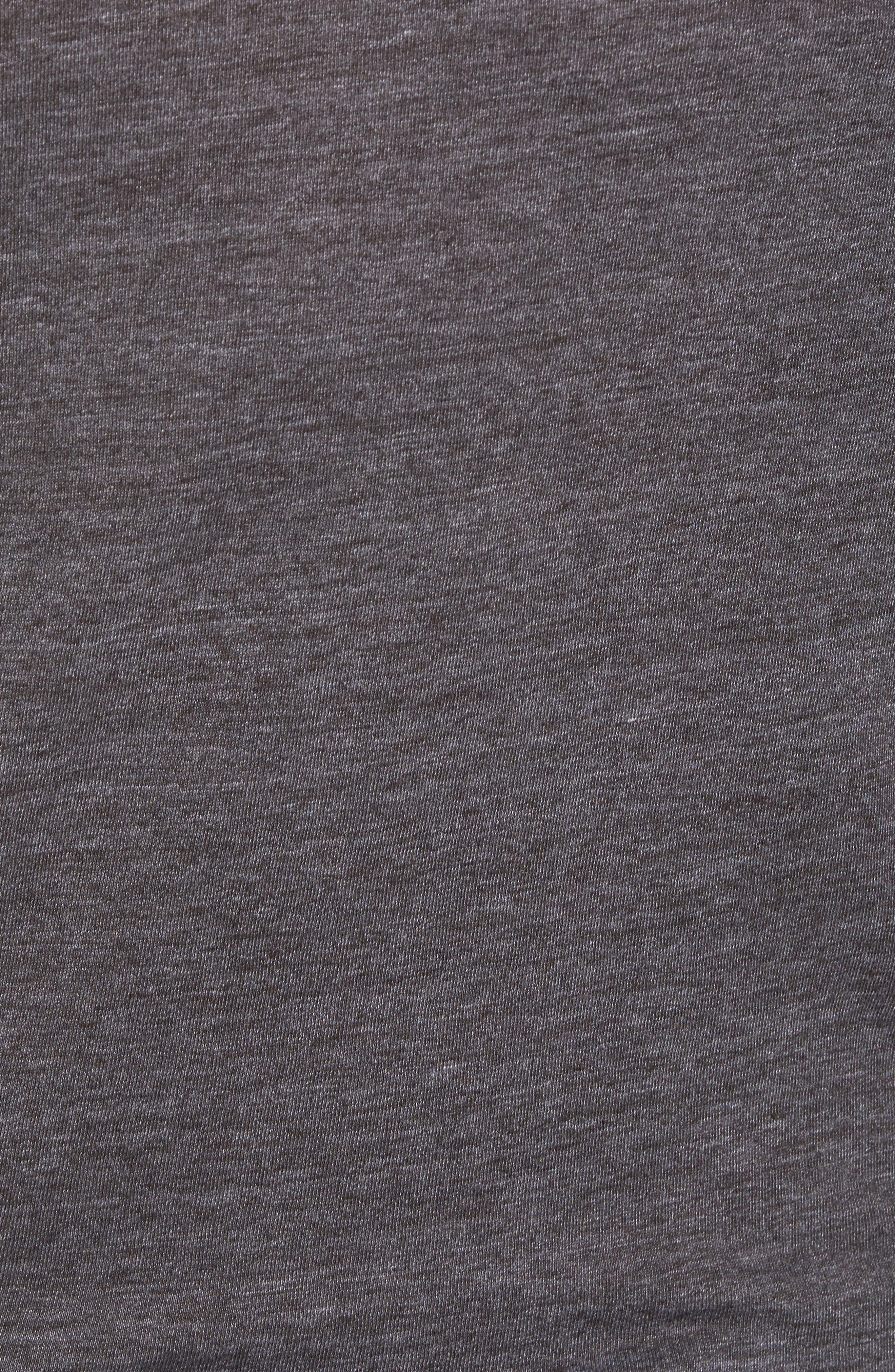Toucan Dance Graphic T-Shirt,                             Alternate thumbnail 5, color,                             001