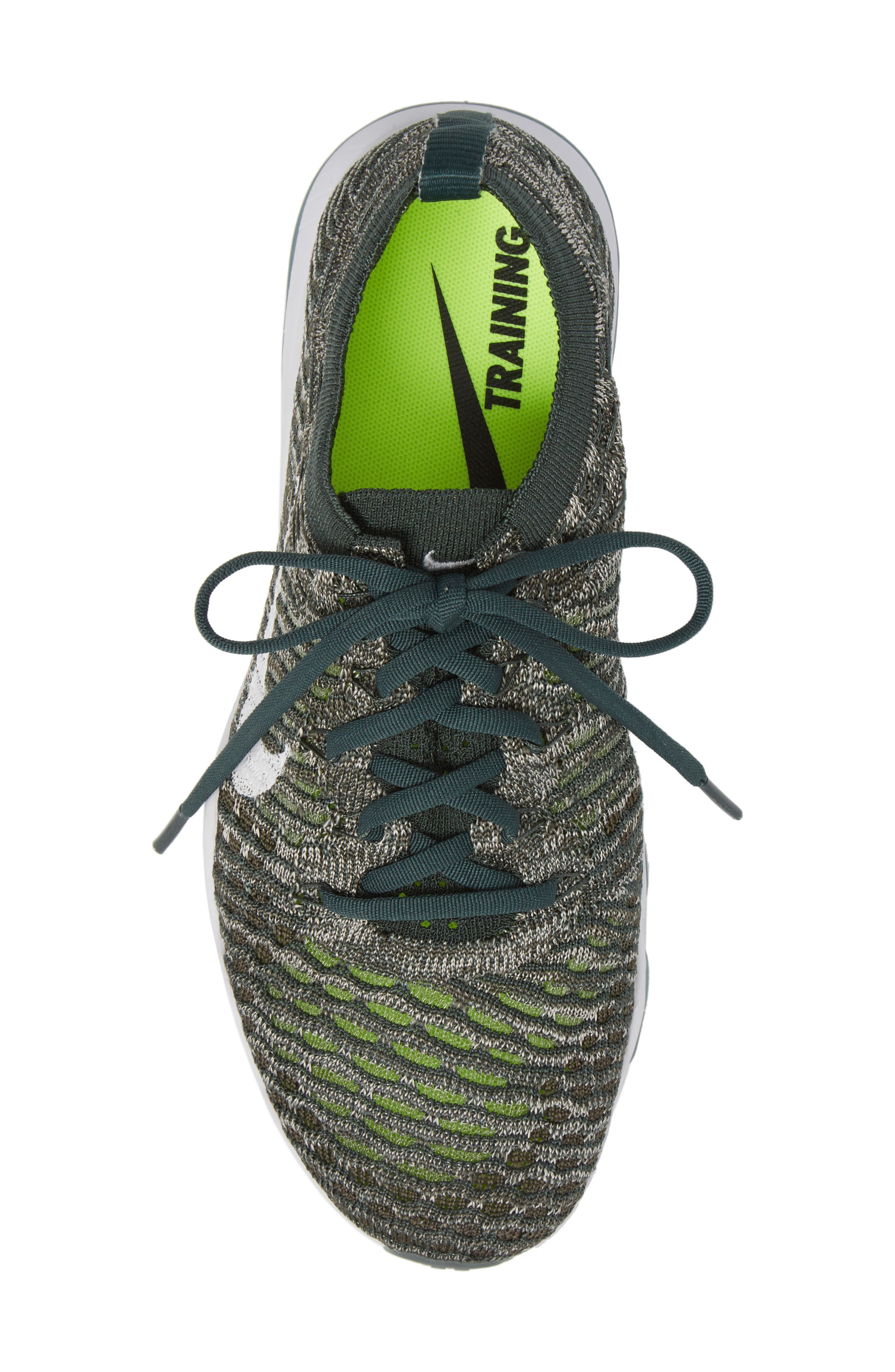 Air Zoom Fearless Flyknit Training Shoe,                             Alternate thumbnail 47, color,