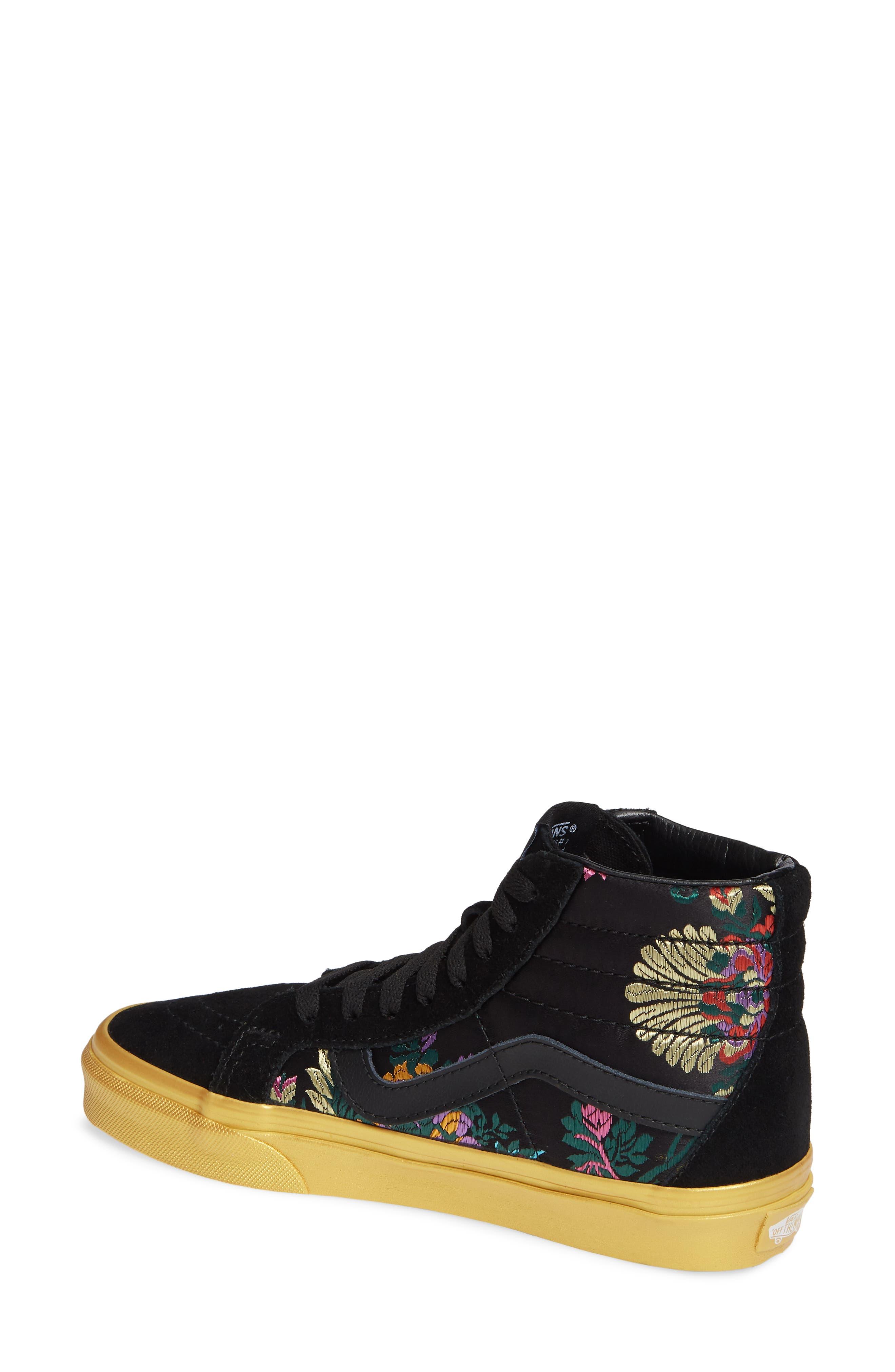 'Sk8-Hi Reissue' Sneaker,                             Alternate thumbnail 2, color,                             006