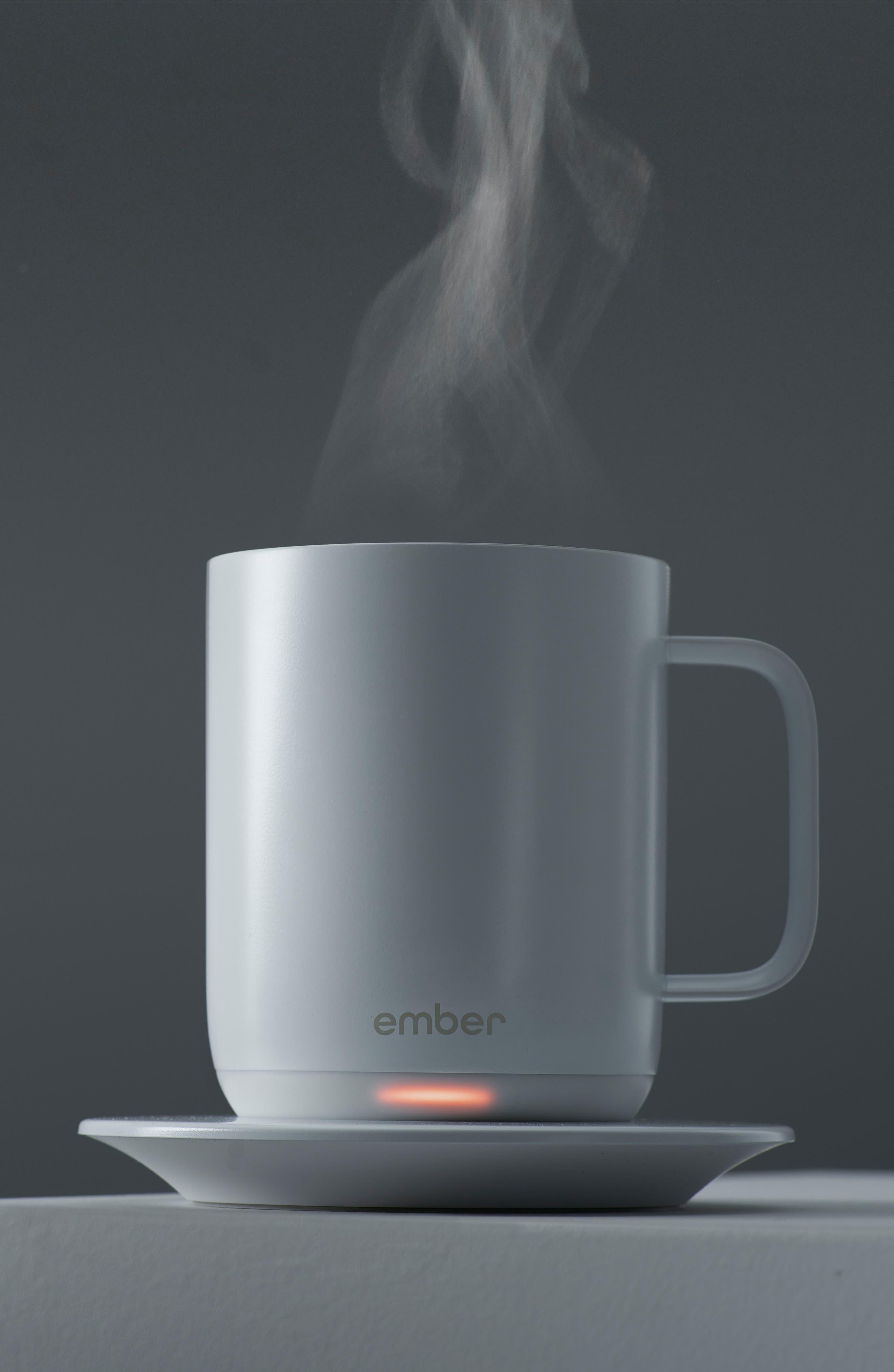 EMBER,                             Ceramic Mug,                             Main thumbnail 1, color,                             001