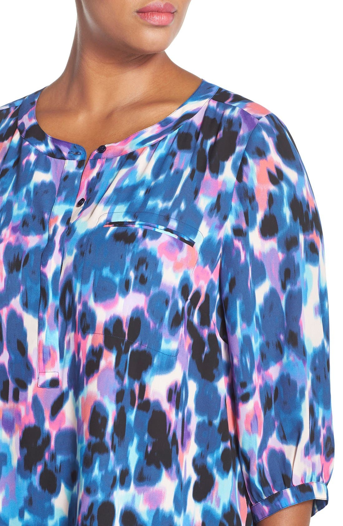 Henley Top,                             Alternate thumbnail 359, color,