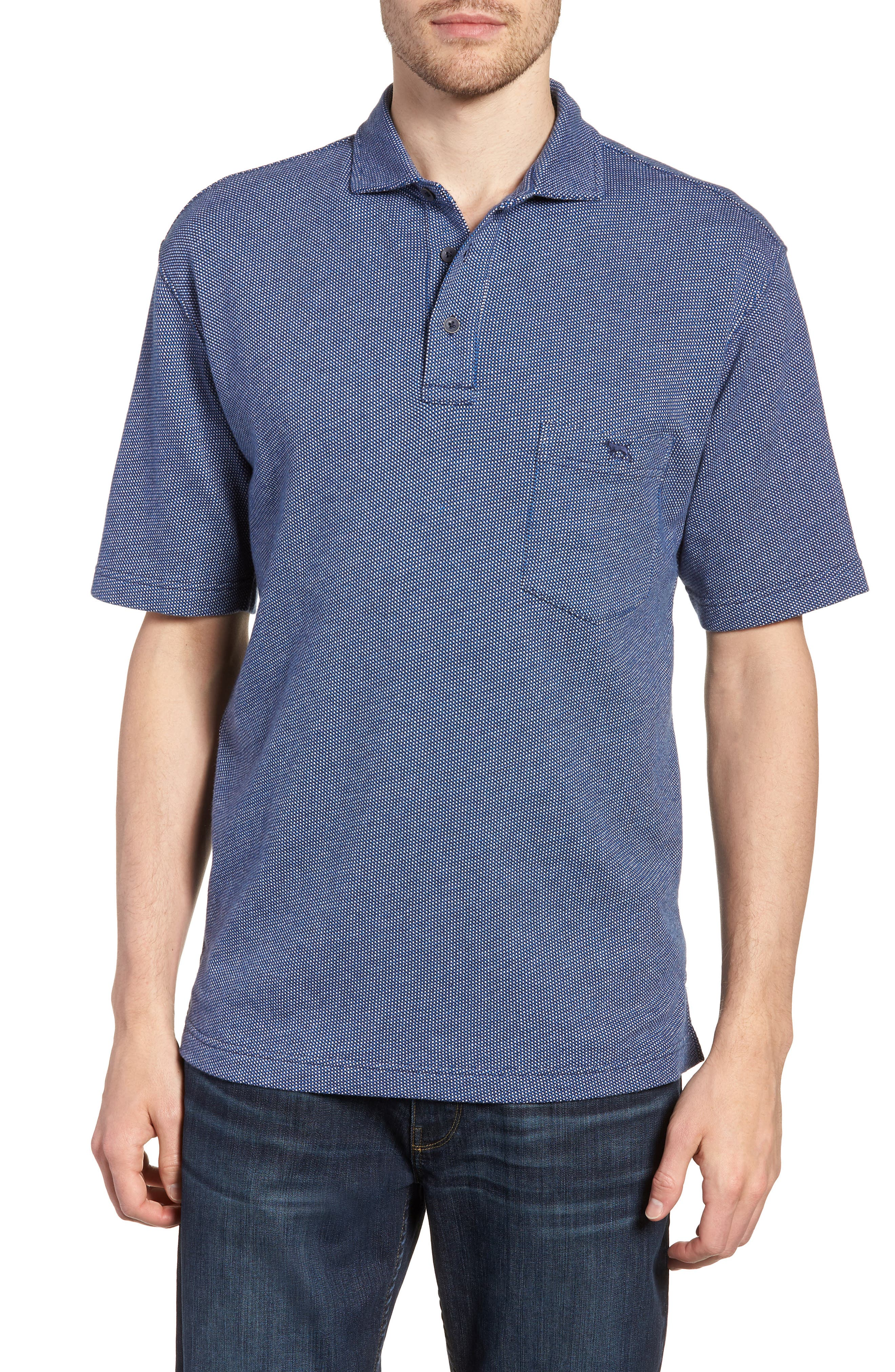 Springs Flat Regular Fit Polo,                         Main,                         color,