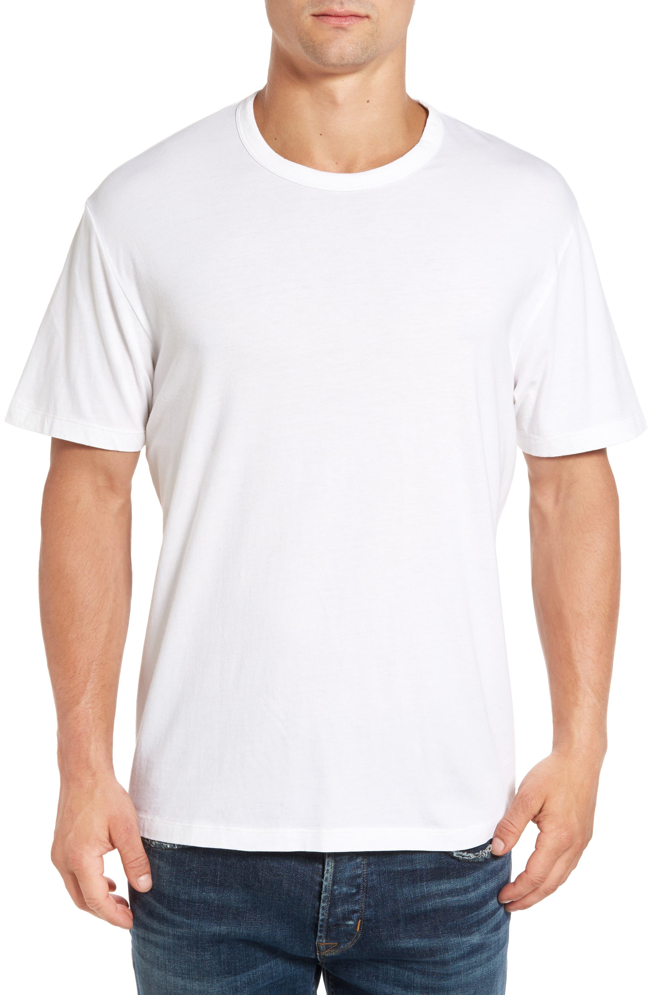 Spinnaker Bay Sports Fit Crewneck T-Shirt,                             Main thumbnail 1, color,