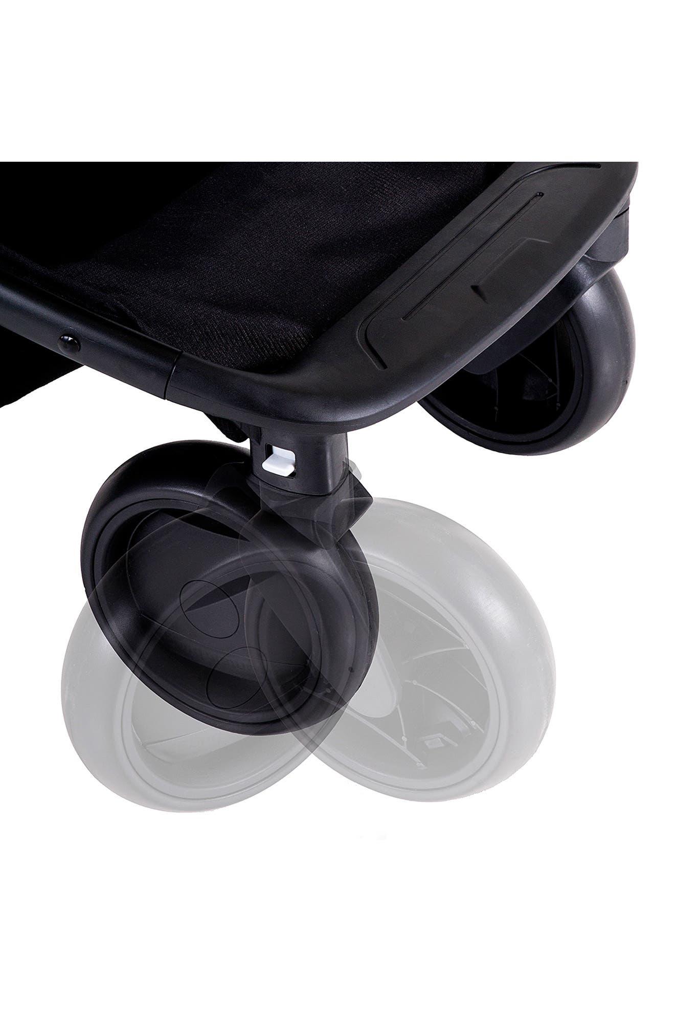 Nano Travel Stroller,                             Alternate thumbnail 10, color,                             BLACK