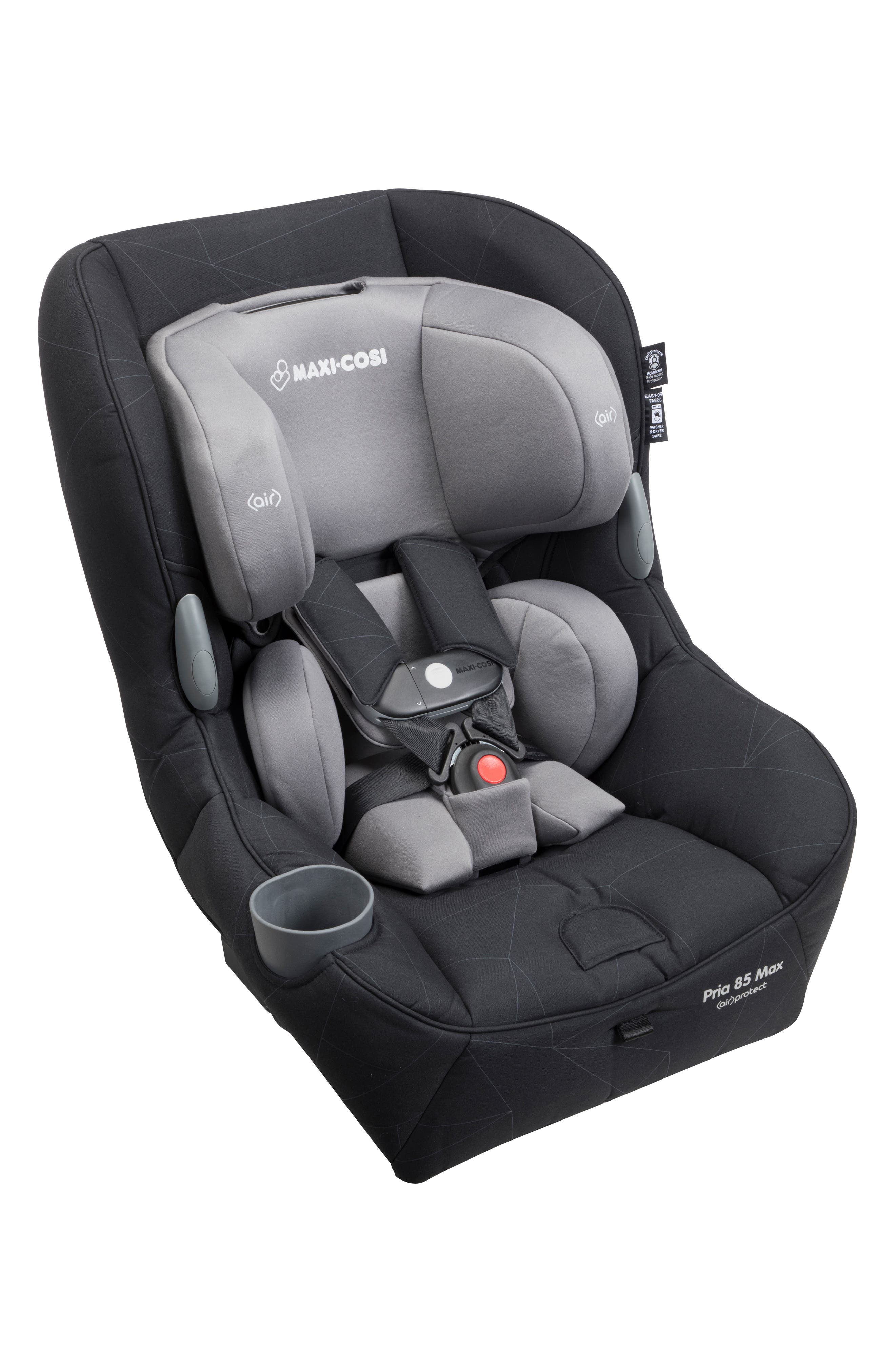 Pria<sup>™</sup> 85 Max Convertible Car Seat,                             Alternate thumbnail 10, color,                             DIAMOND LINES