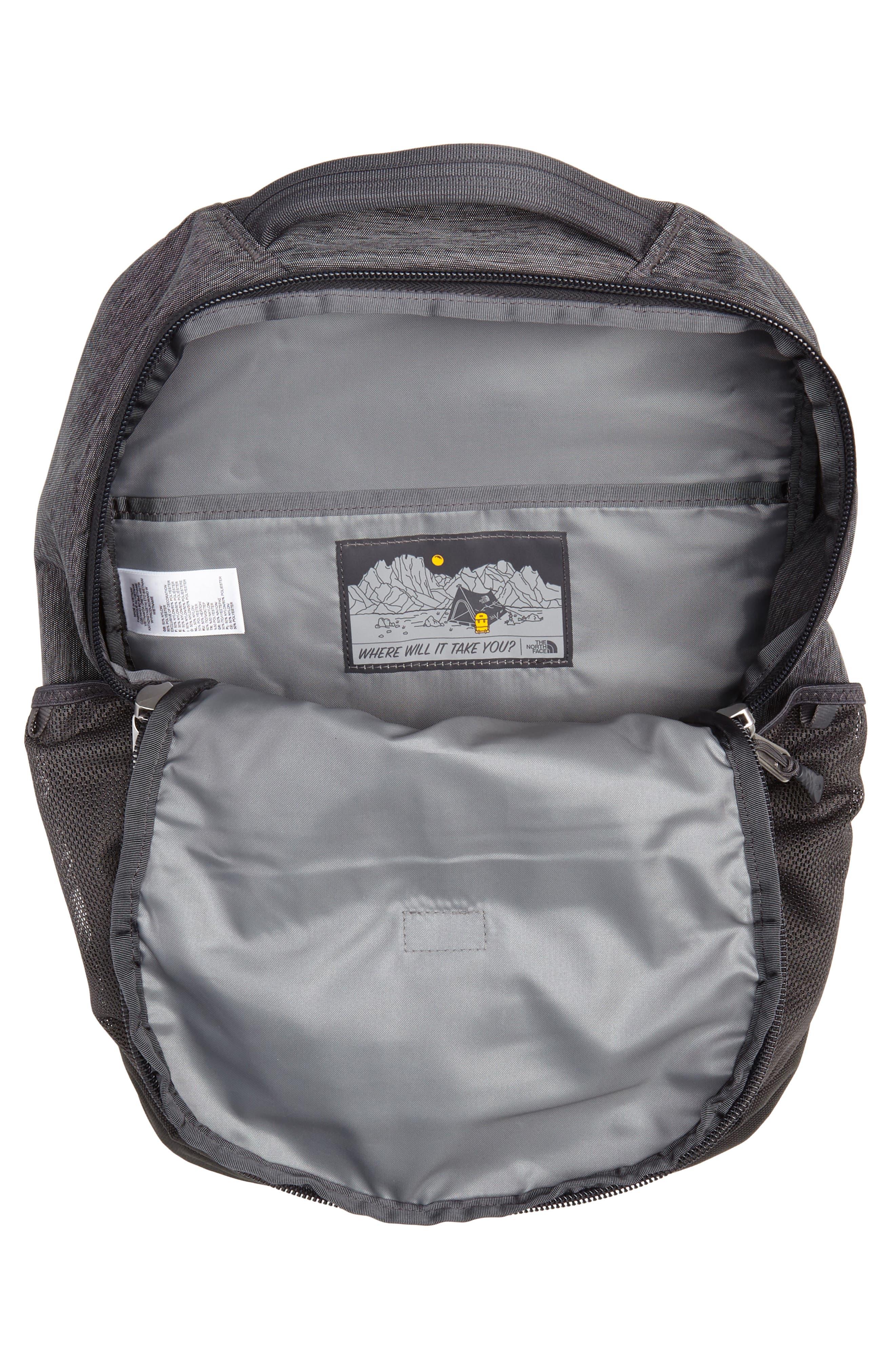 Vault Backpack,                             Alternate thumbnail 3, color,                             ASPHALT GREY/ DRAMATIC PLUM