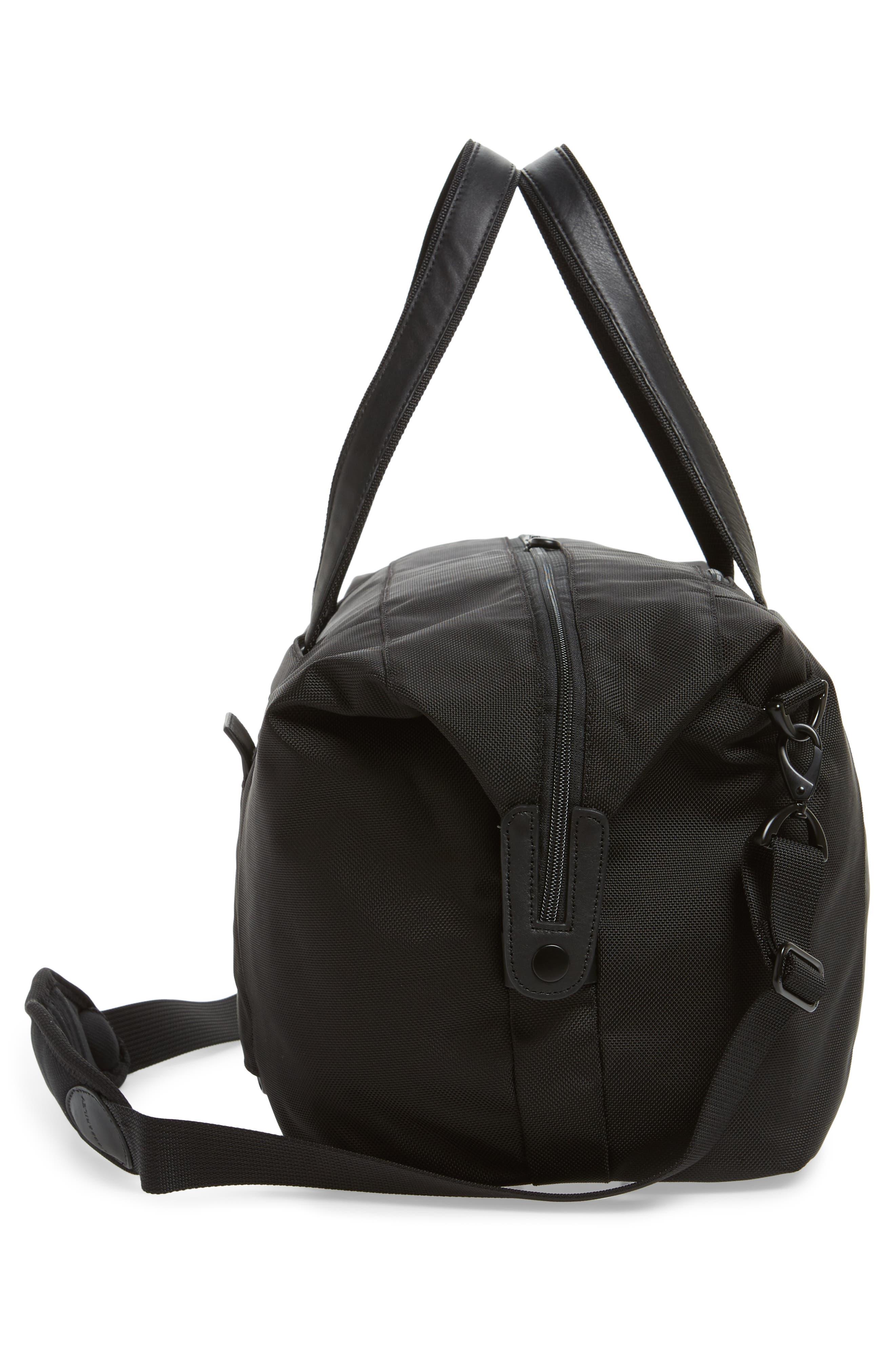 BRIGGS & RILEY,                             'Baseline' Duffel Bag,                             Alternate thumbnail 5, color,                             BLACK