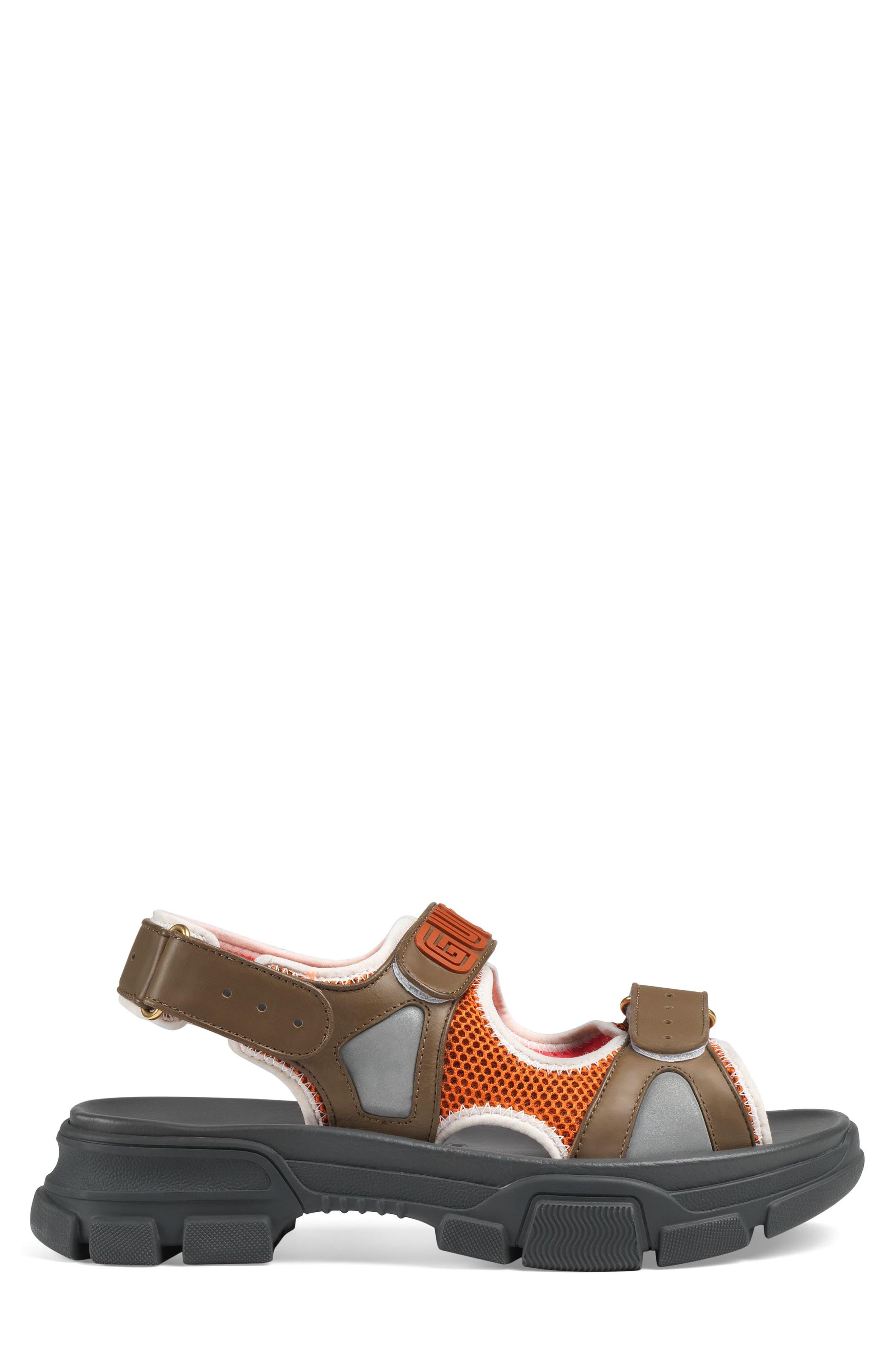 Agru Sport Sandal,                             Alternate thumbnail 2, color,                             BROWN