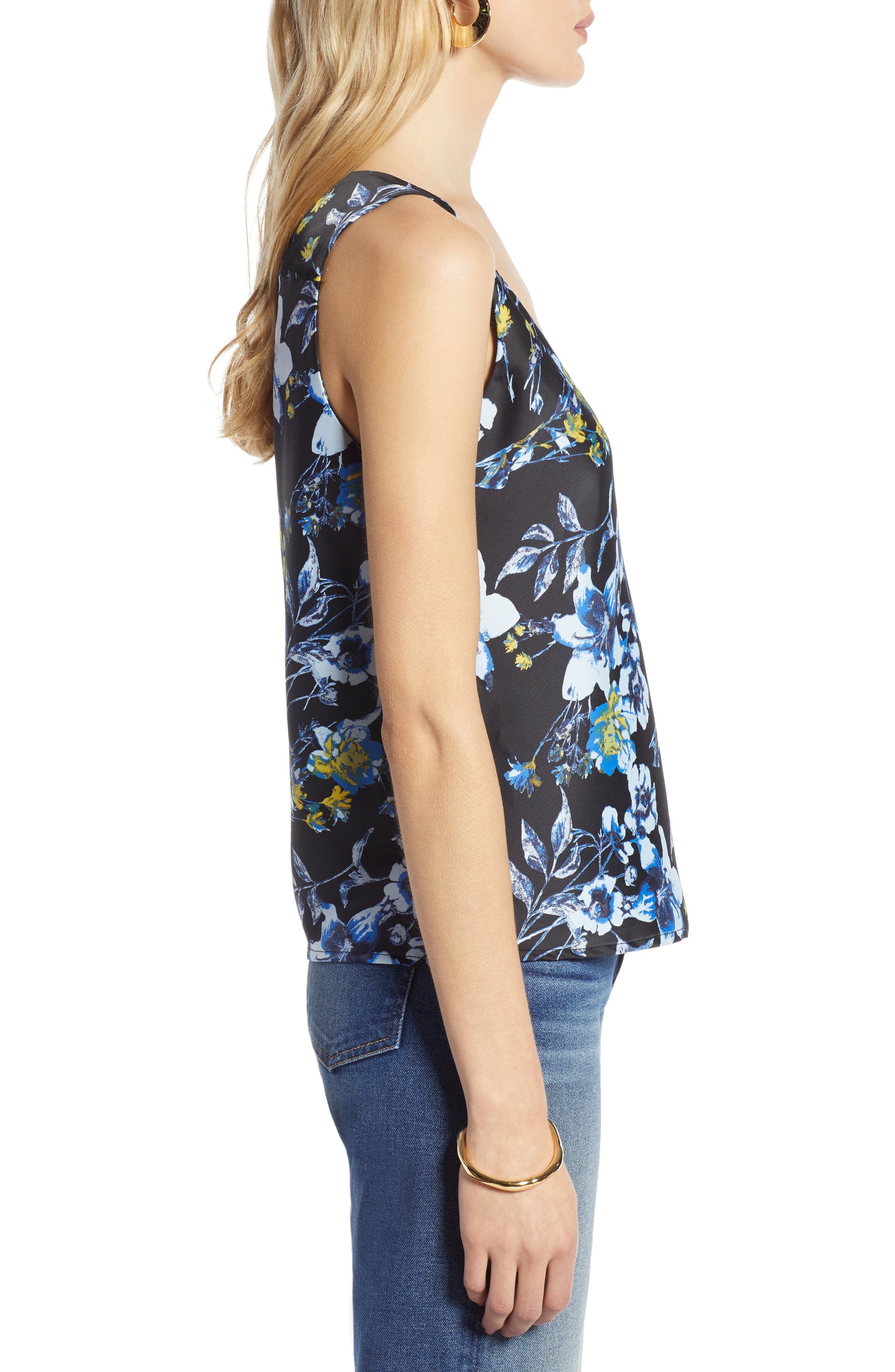 HALOGEN<SUP>®</SUP>,                             Sleeveless Top,                             Alternate thumbnail 3, color,                             002