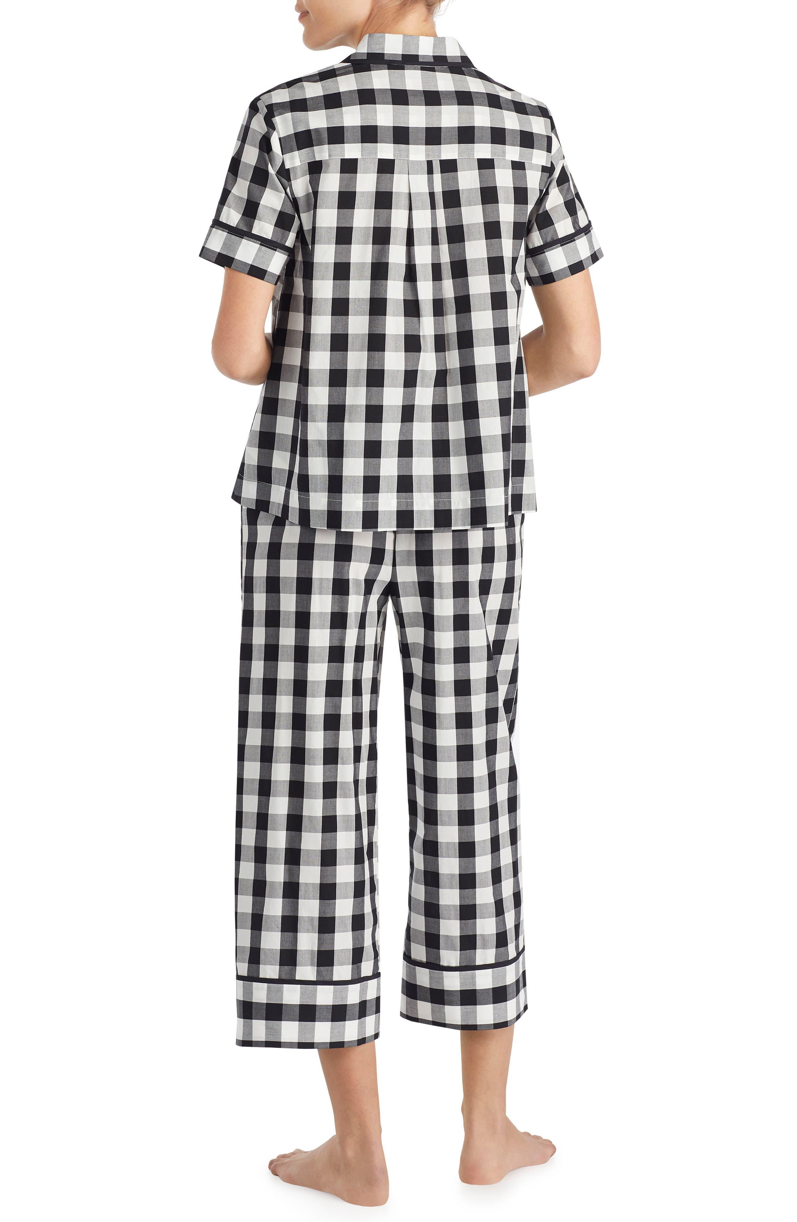 capri pajamas,                             Alternate thumbnail 2, color,