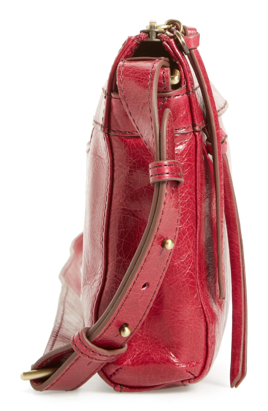 Tobey Leather Crossbody Bag,                             Alternate thumbnail 39, color,