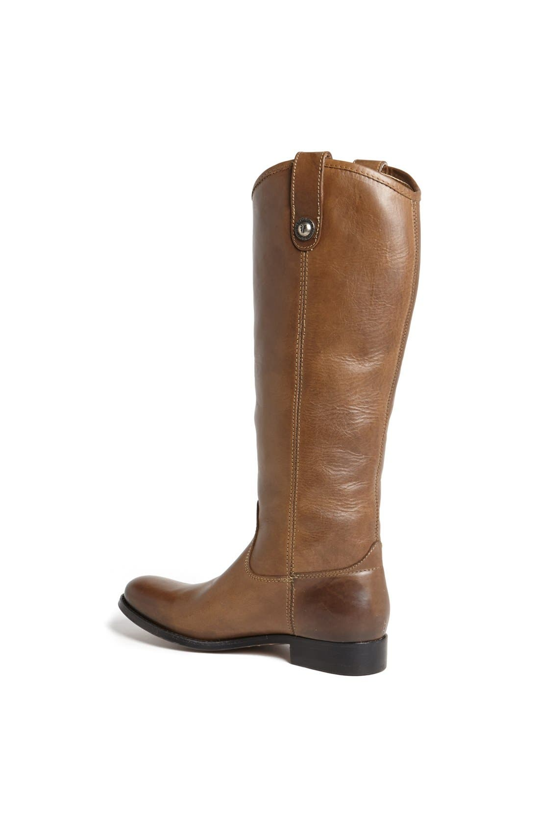 'Melissa Button' Leather Riding Boot,                             Alternate thumbnail 91, color,