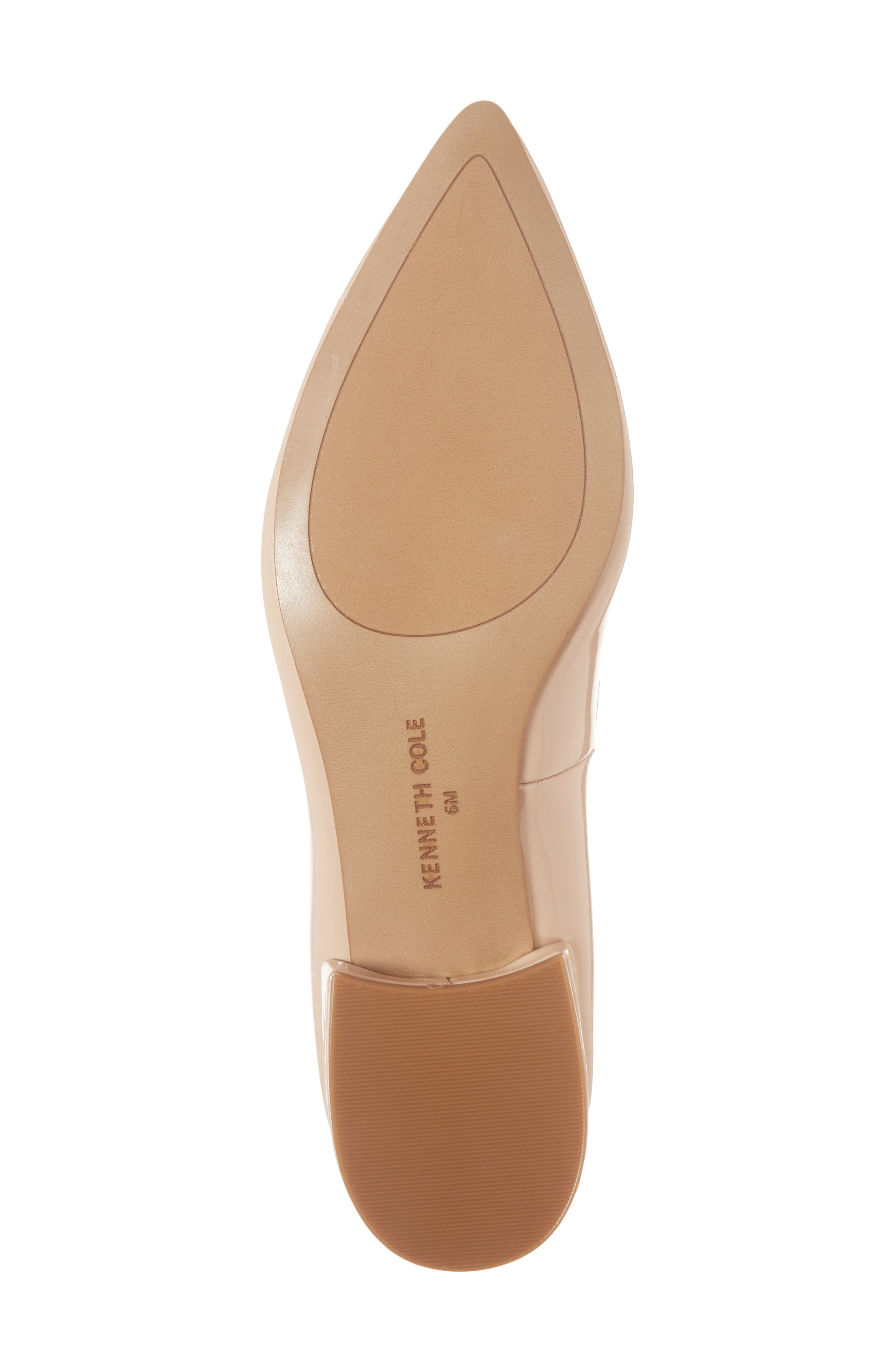 Ames Pointy Toe Flat,                             Alternate thumbnail 6, color,                             294