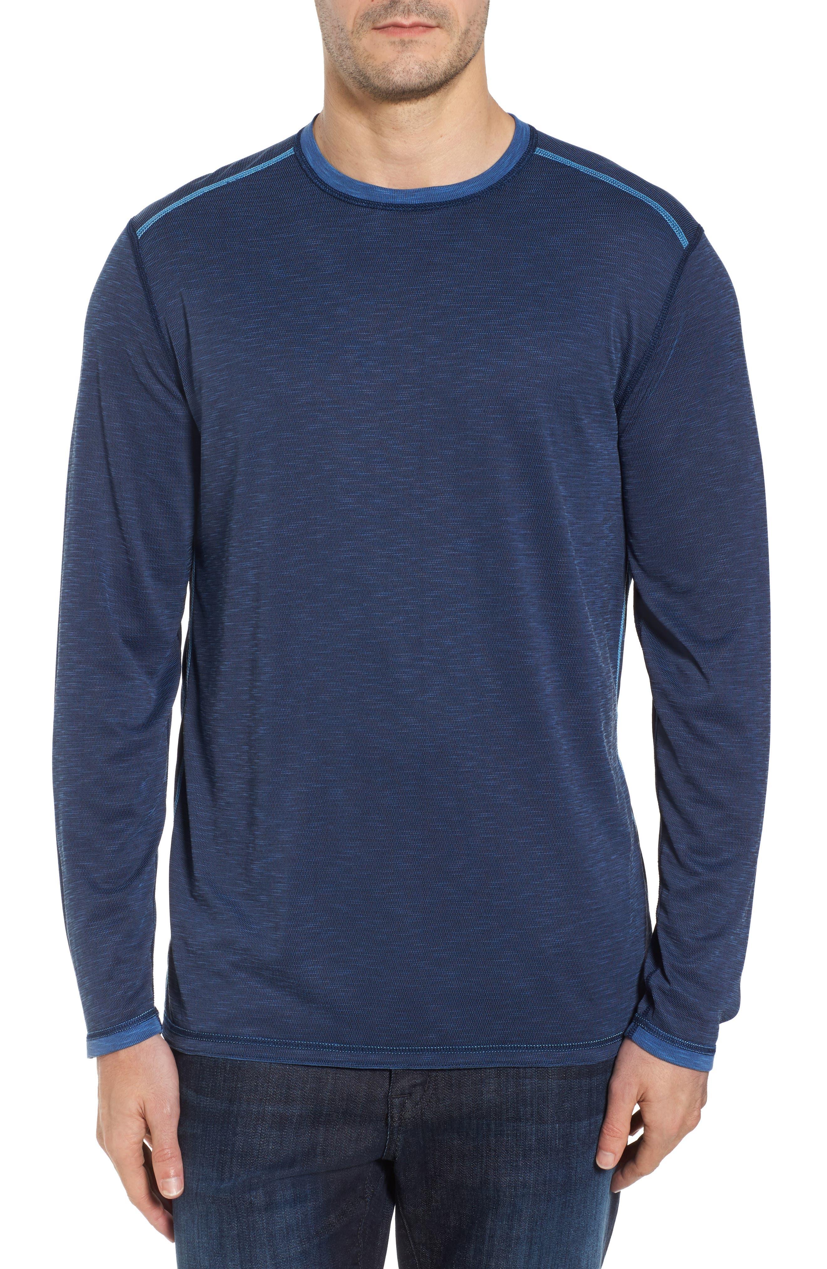 Flip Tide Standard Fit T-Shirt,                             Alternate thumbnail 2, color,                             GALAXY BLUE