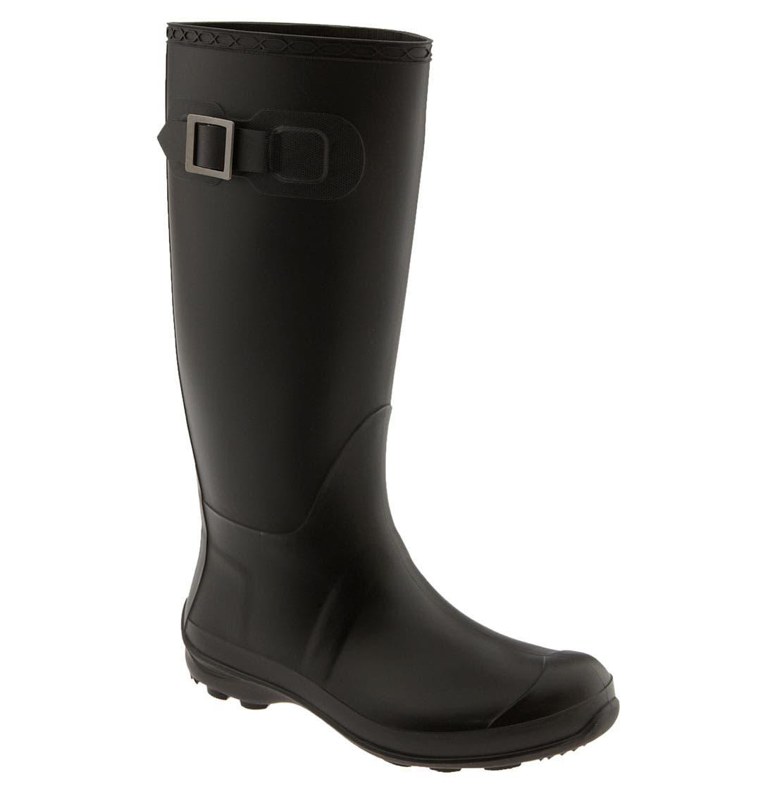 'Olivia' Rain Boot, Main, color, 010