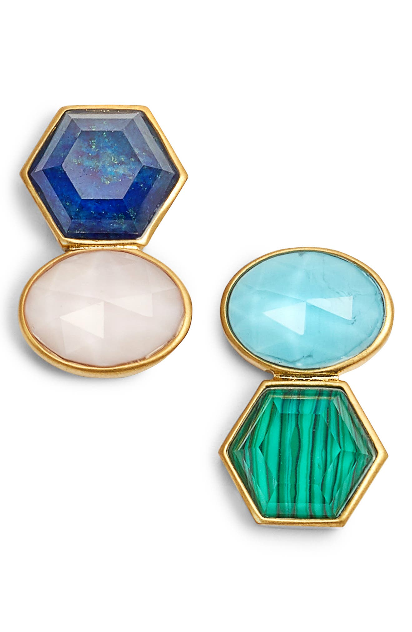 sunshine stones drop earrings,                         Main,                         color, 440