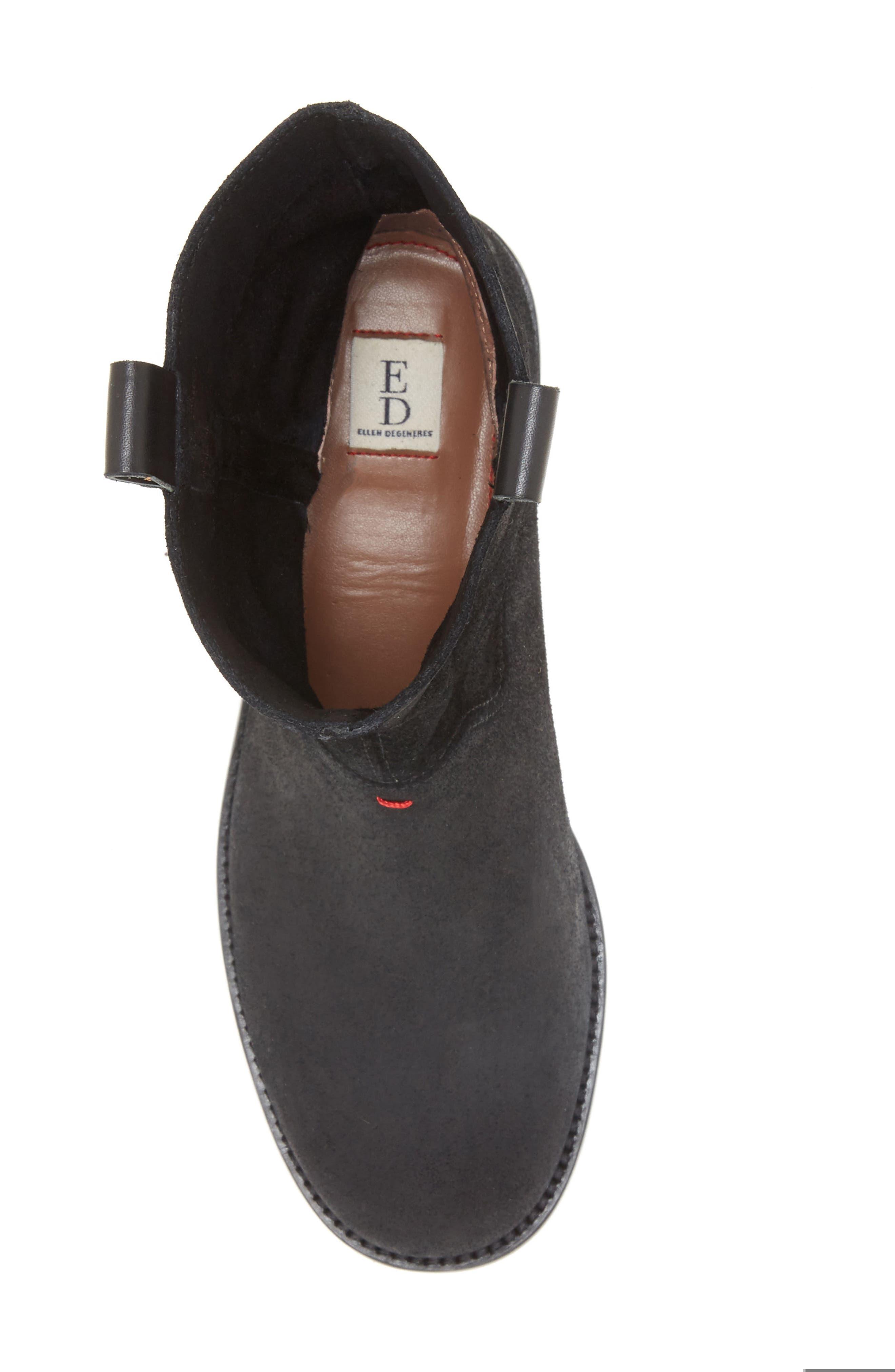 Sebring Boot,                             Alternate thumbnail 4, color,                             001