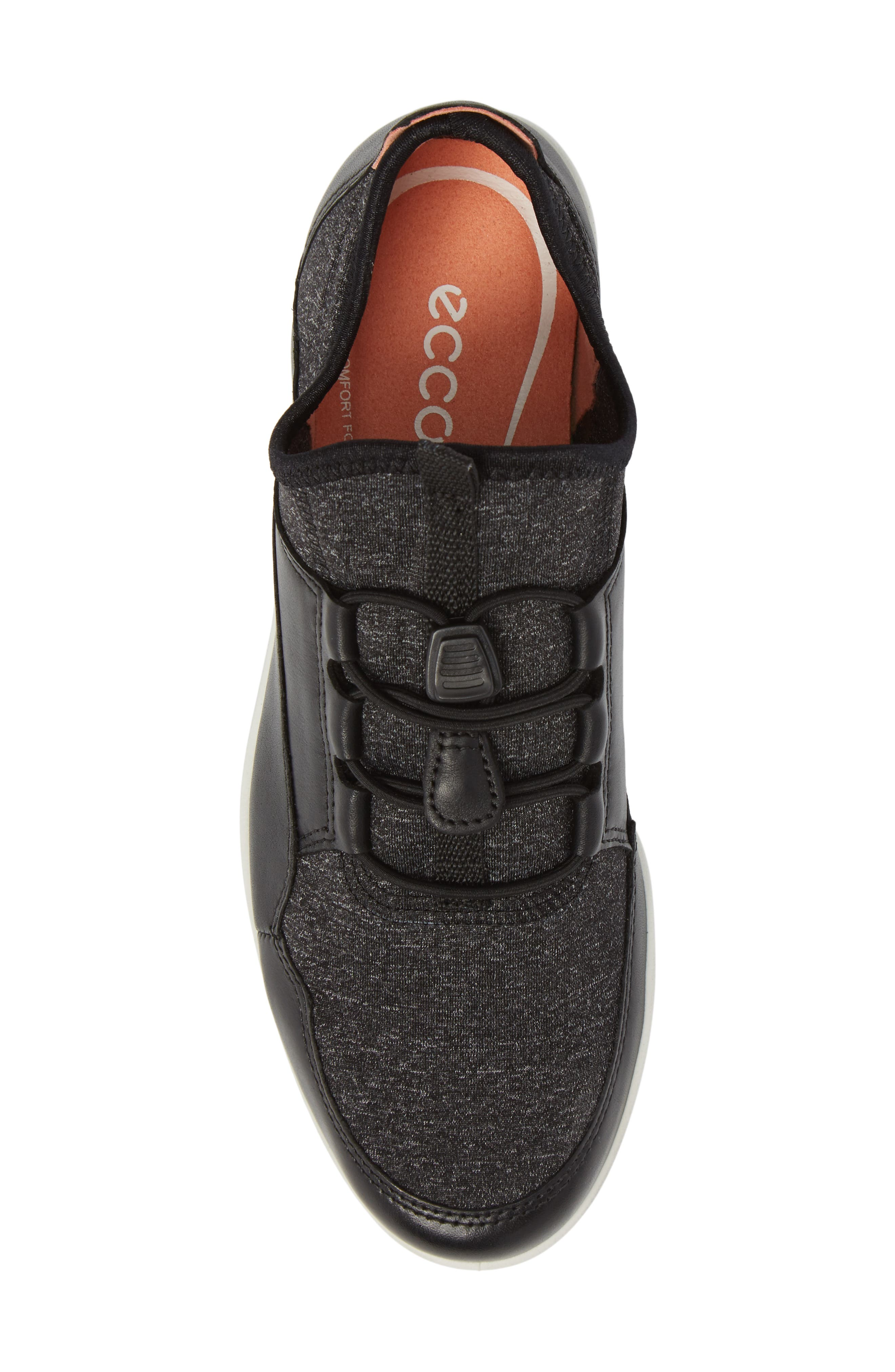 Bluma Speedlace Sneaker,                             Alternate thumbnail 5, color,                             001