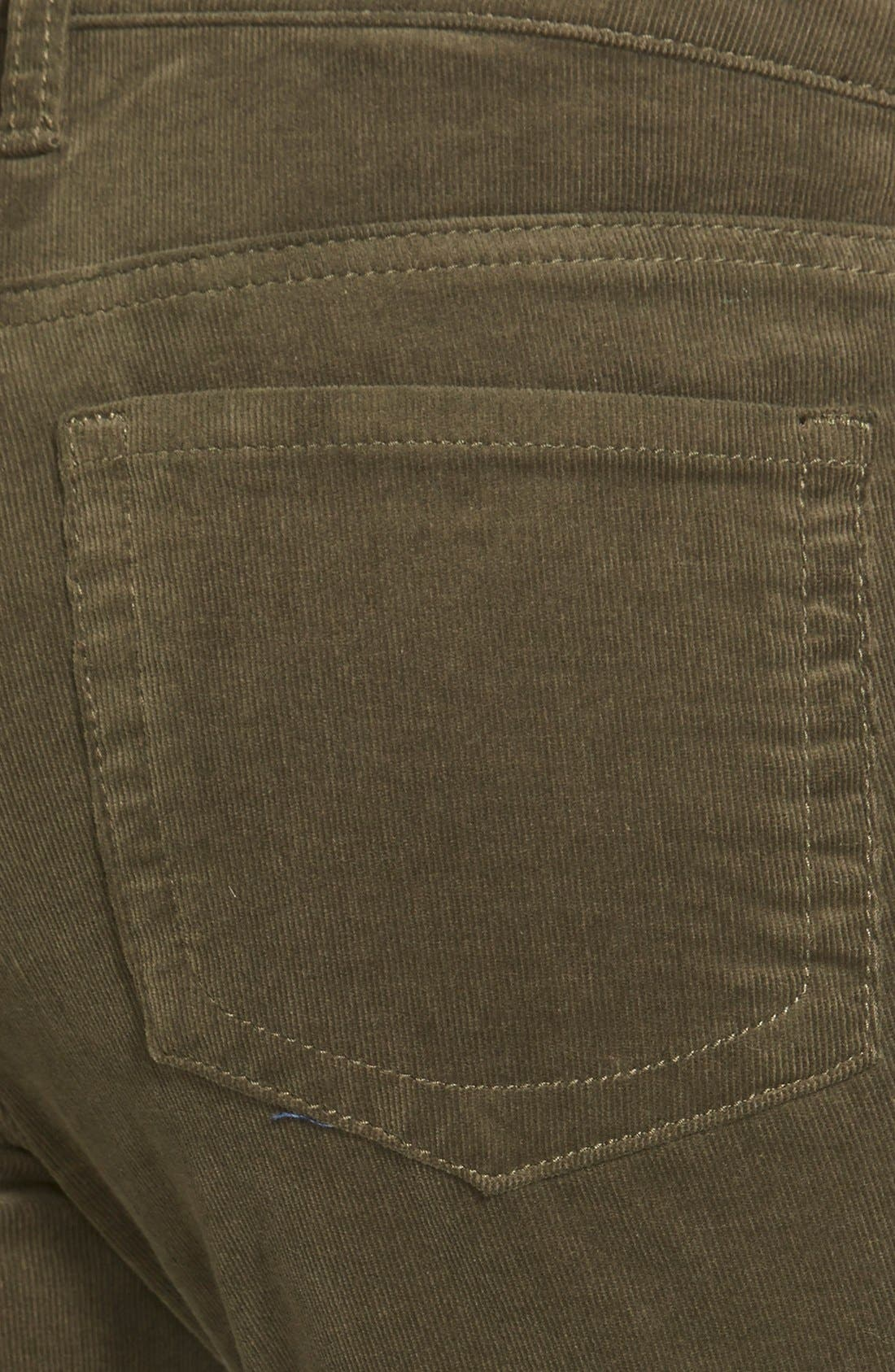 Baby Bootcut Corduroy Jeans,                             Alternate thumbnail 66, color,