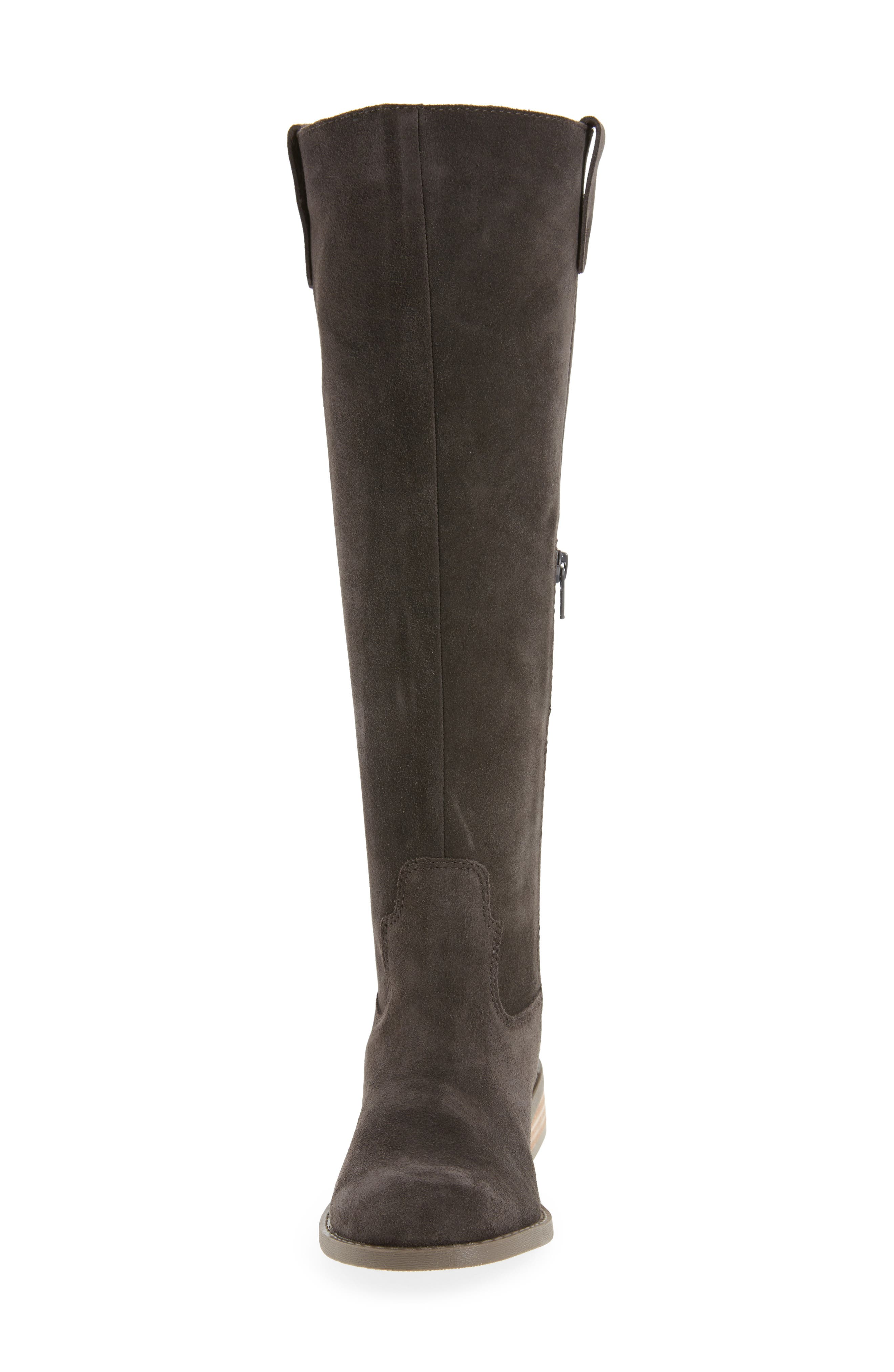 Hawn Knee High Boot,                             Alternate thumbnail 4, color,                             021