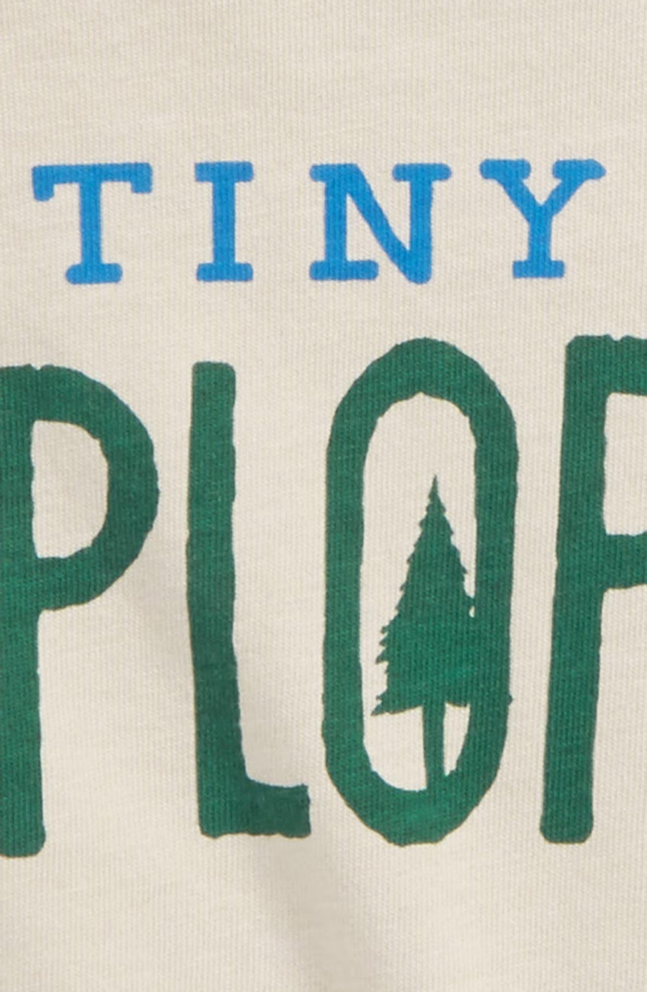 Peek Tiny Explorer T-Shirt,                             Alternate thumbnail 3, color,                             263