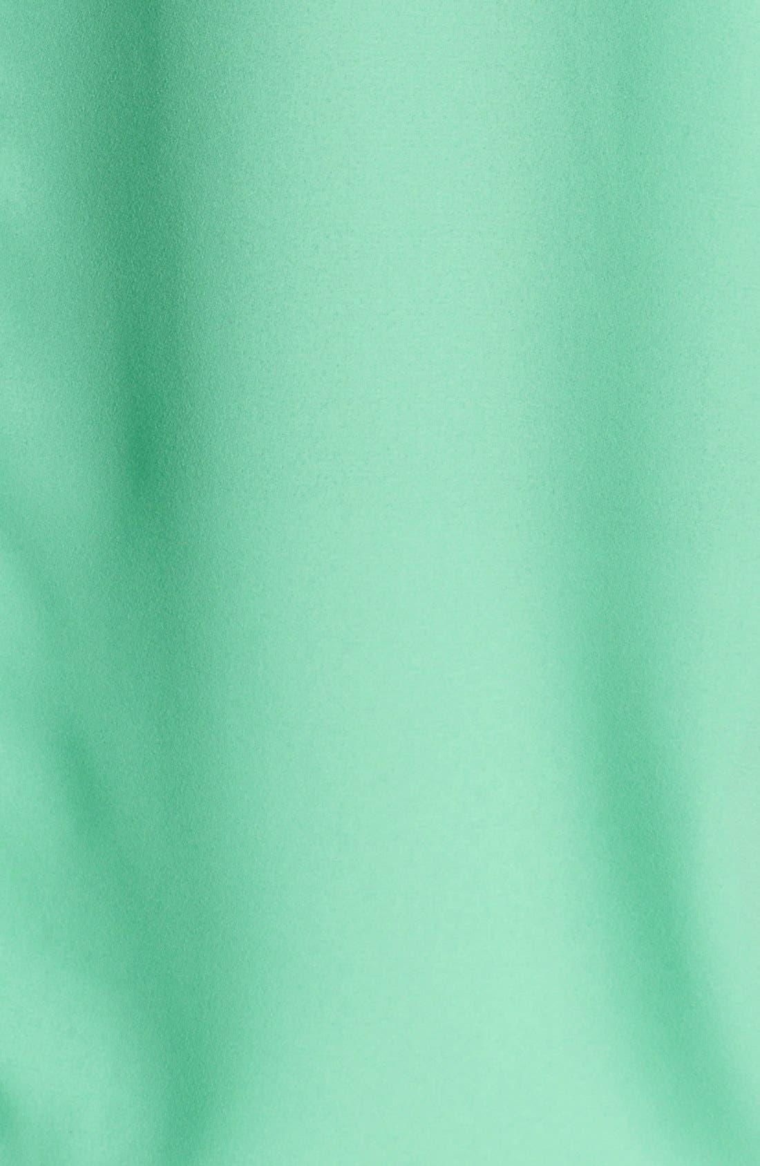 Cuff Sleeve Woven Tee,                             Alternate thumbnail 78, color,